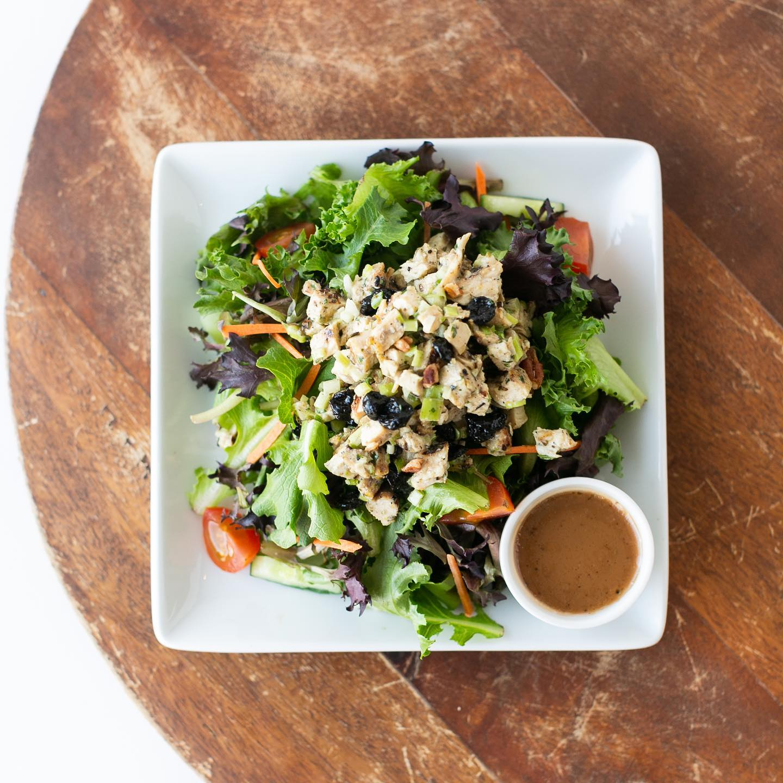 Chicken salad from Chicken Salad Shoppe