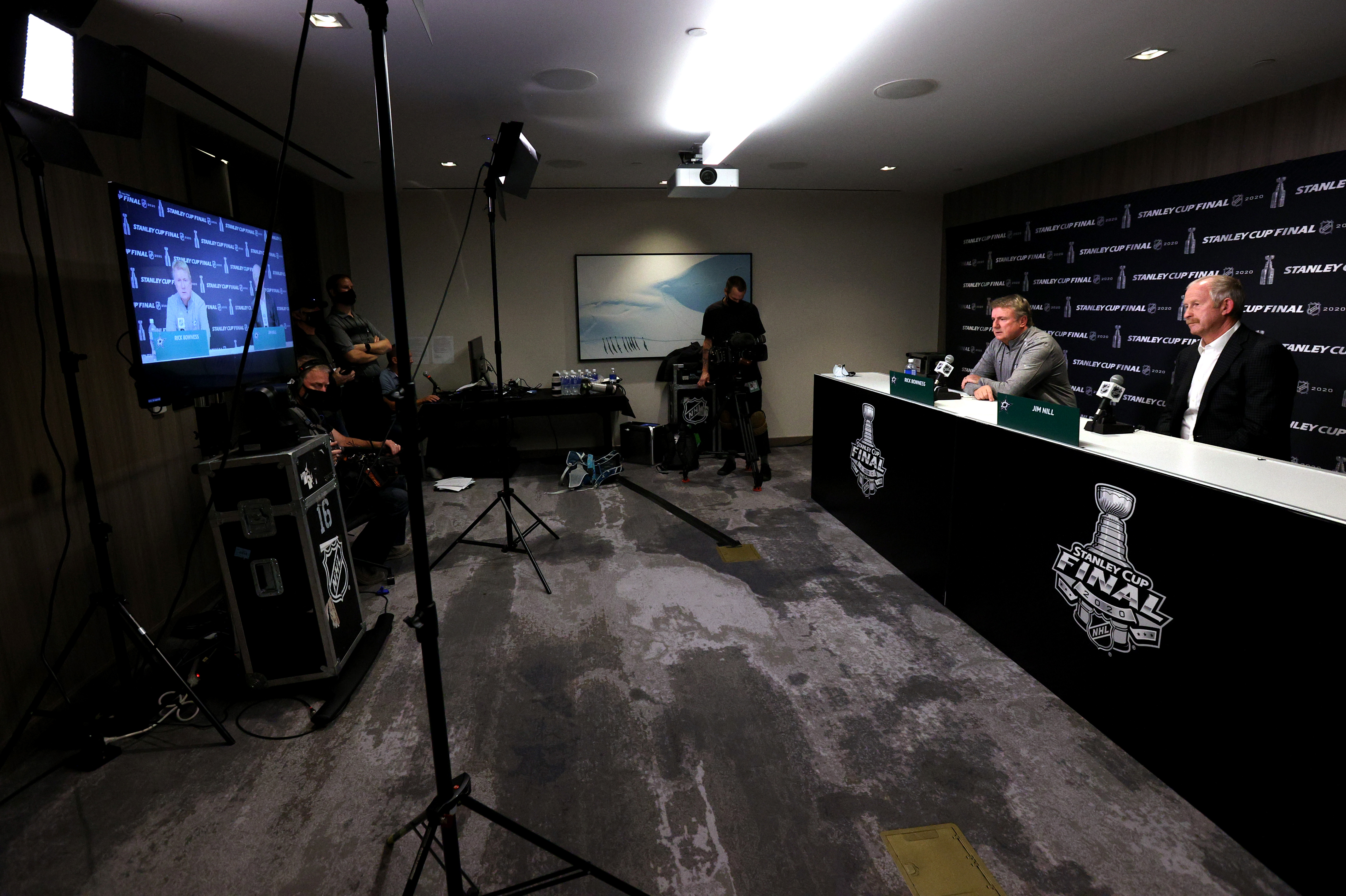 2020 NHL Stanley Cup Final - Media Day