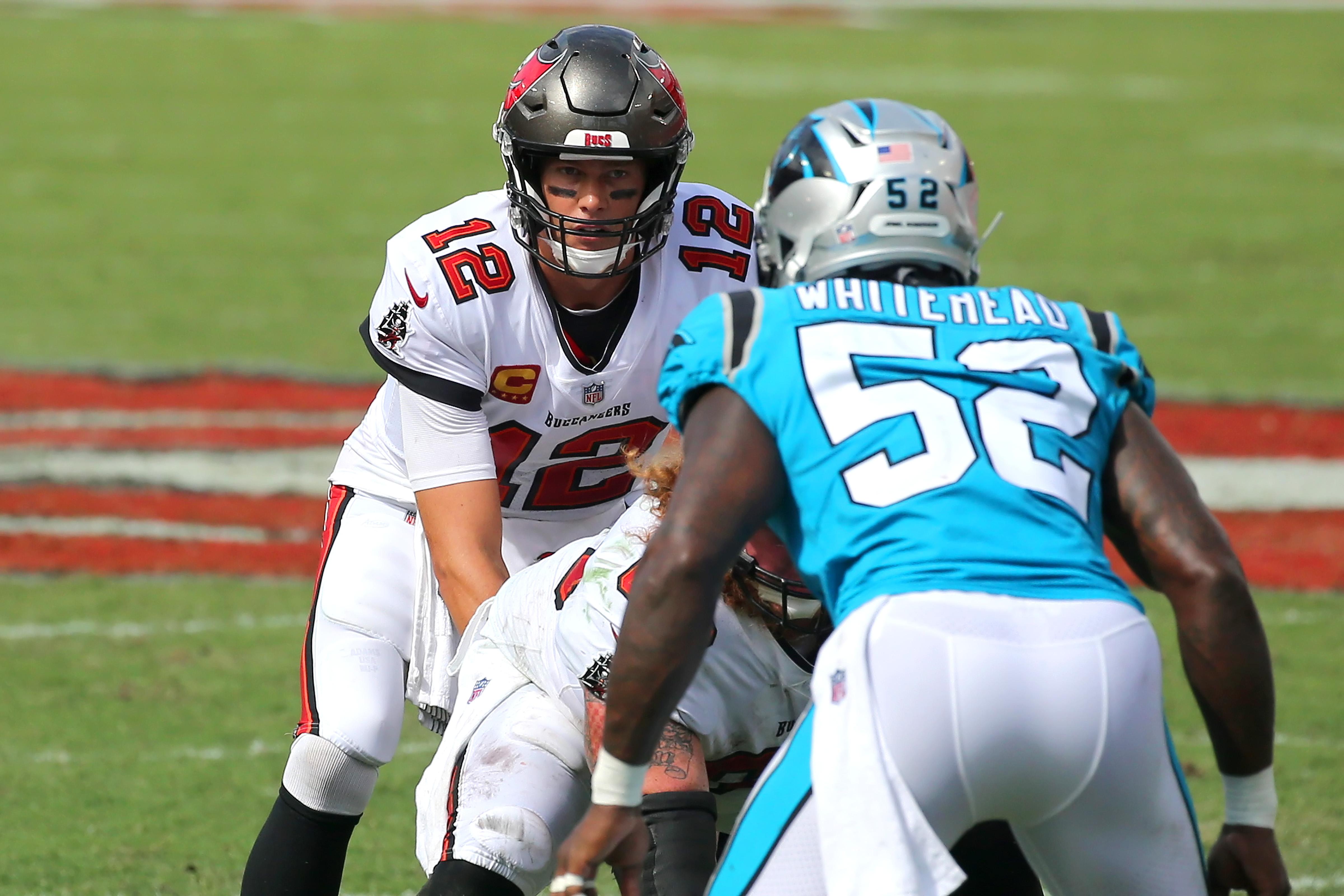 NFL: SEP 20 Panthers at Buccaneers