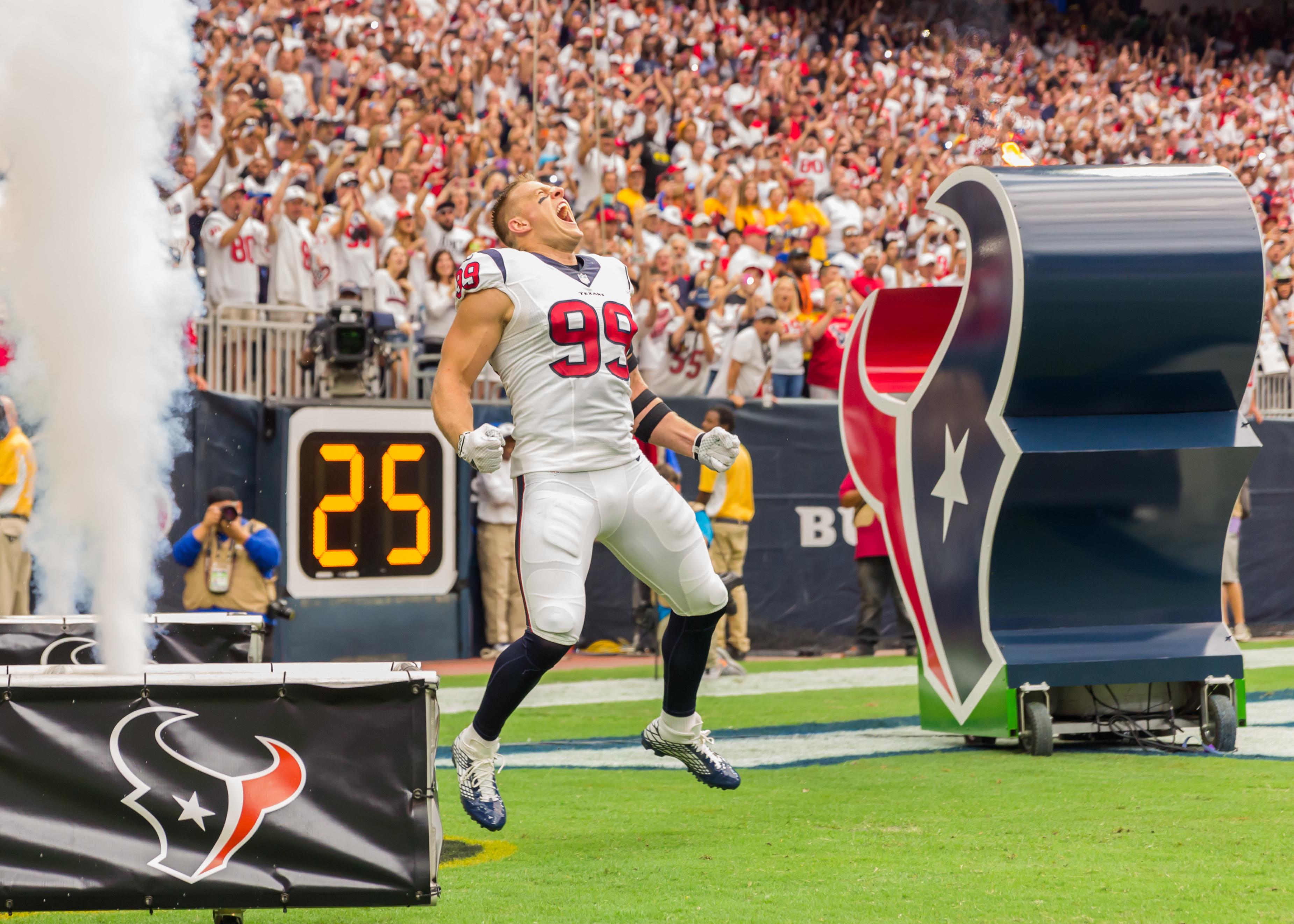 NFL: SEP 13 Chiefs at Texans