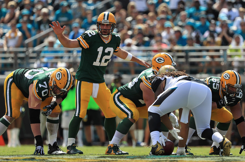 Green Bay Packers v Jacksonville Jaguars