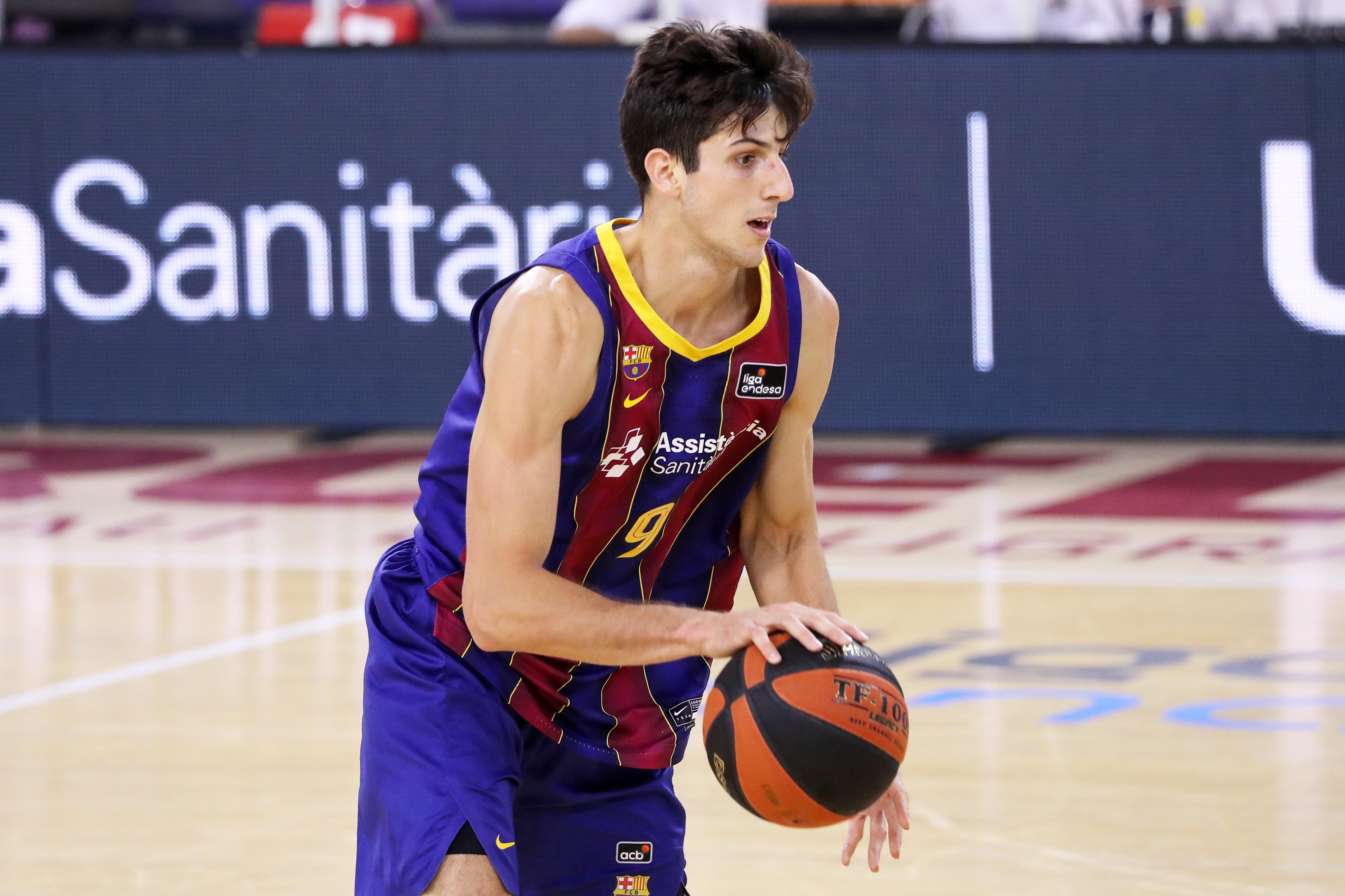 Barcelona v Bilbao Basket - Liga ACB