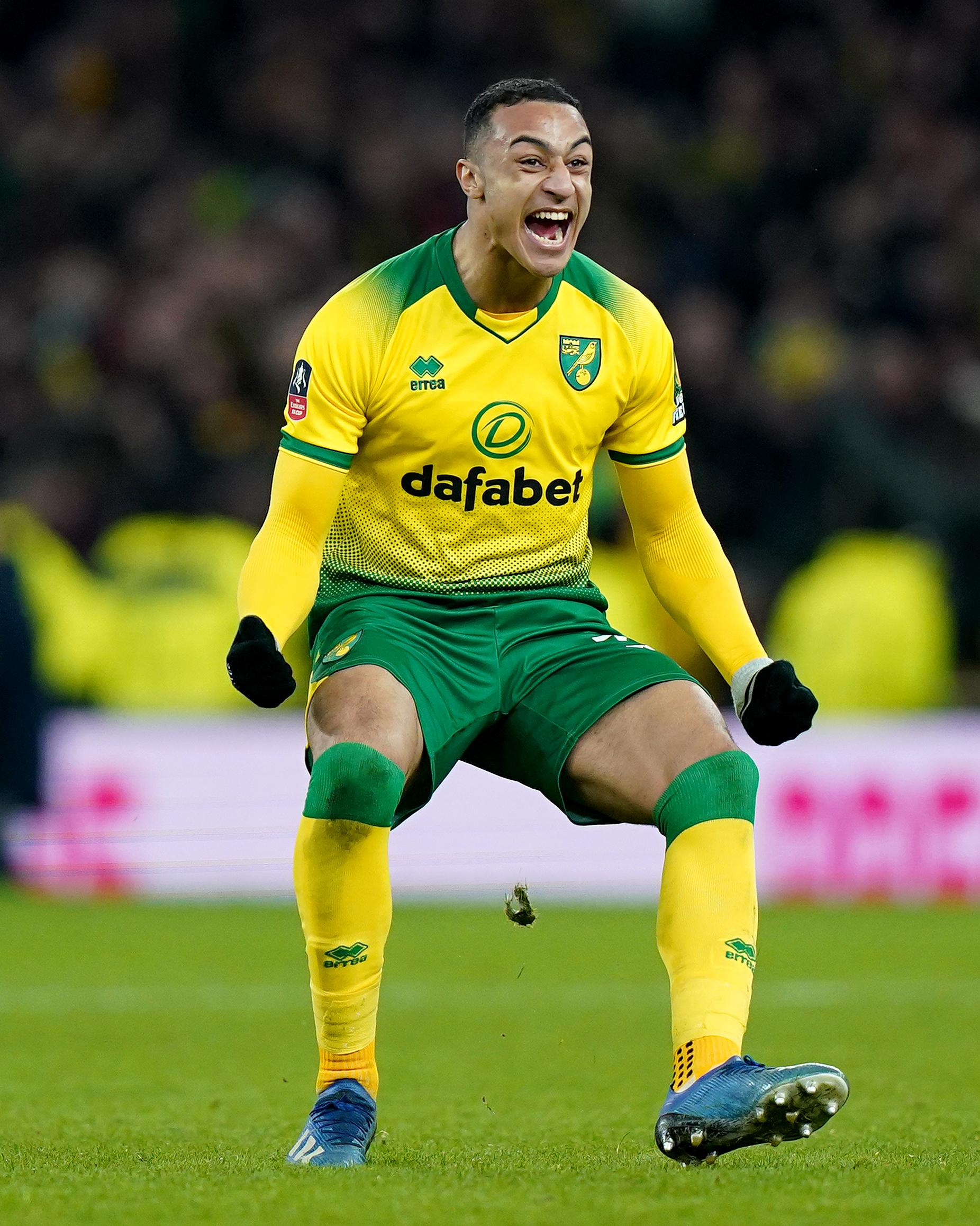 Adam Idah - Norwich City - Premier League