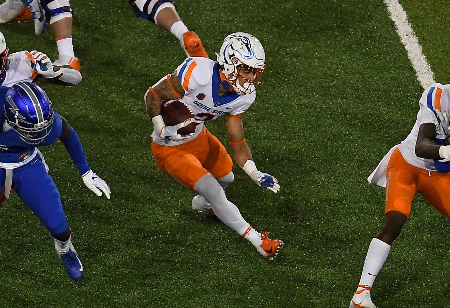 NCAA Football: Boise State at Air Force