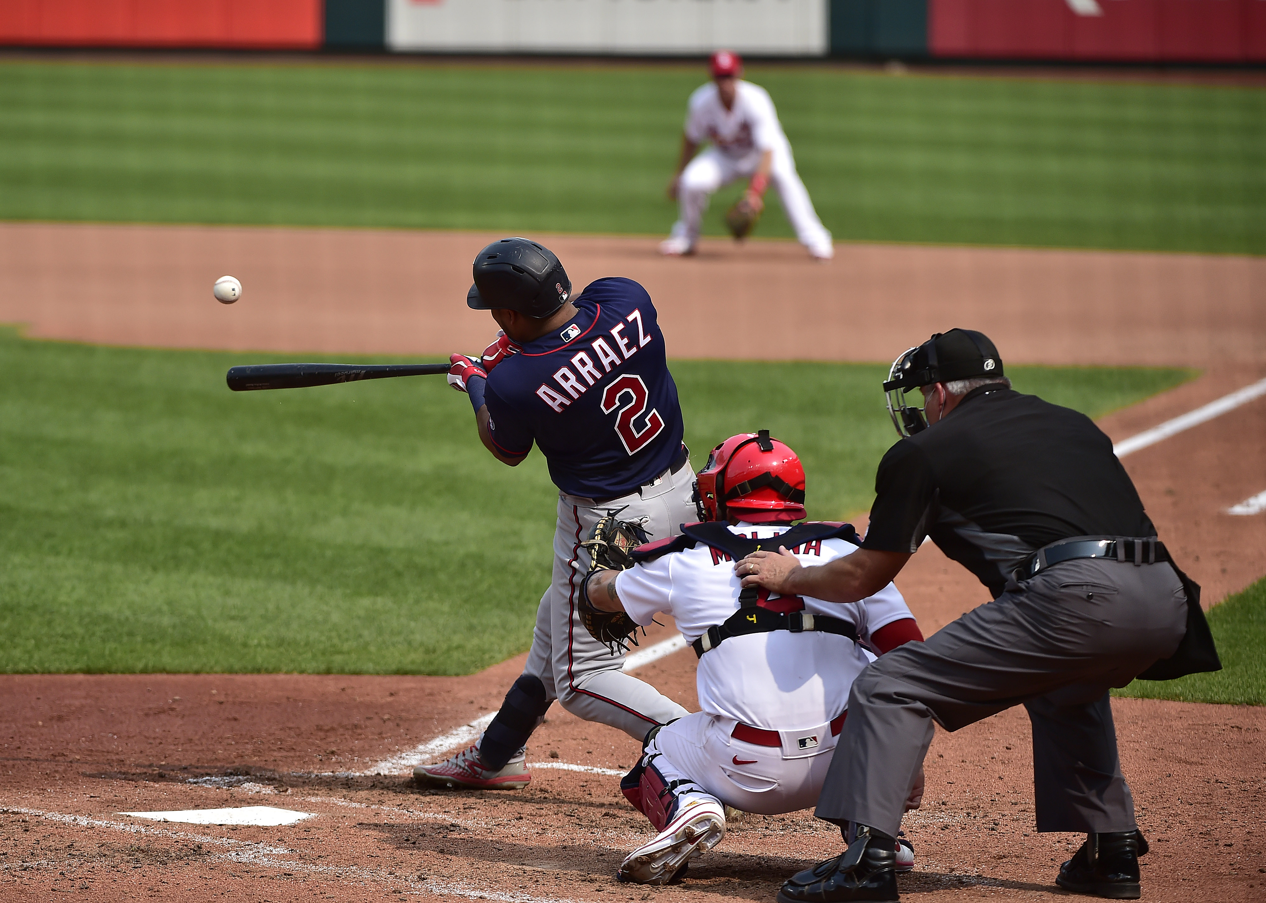 MLB: Game One-Minnesota Twins at St. Louis Cardinals