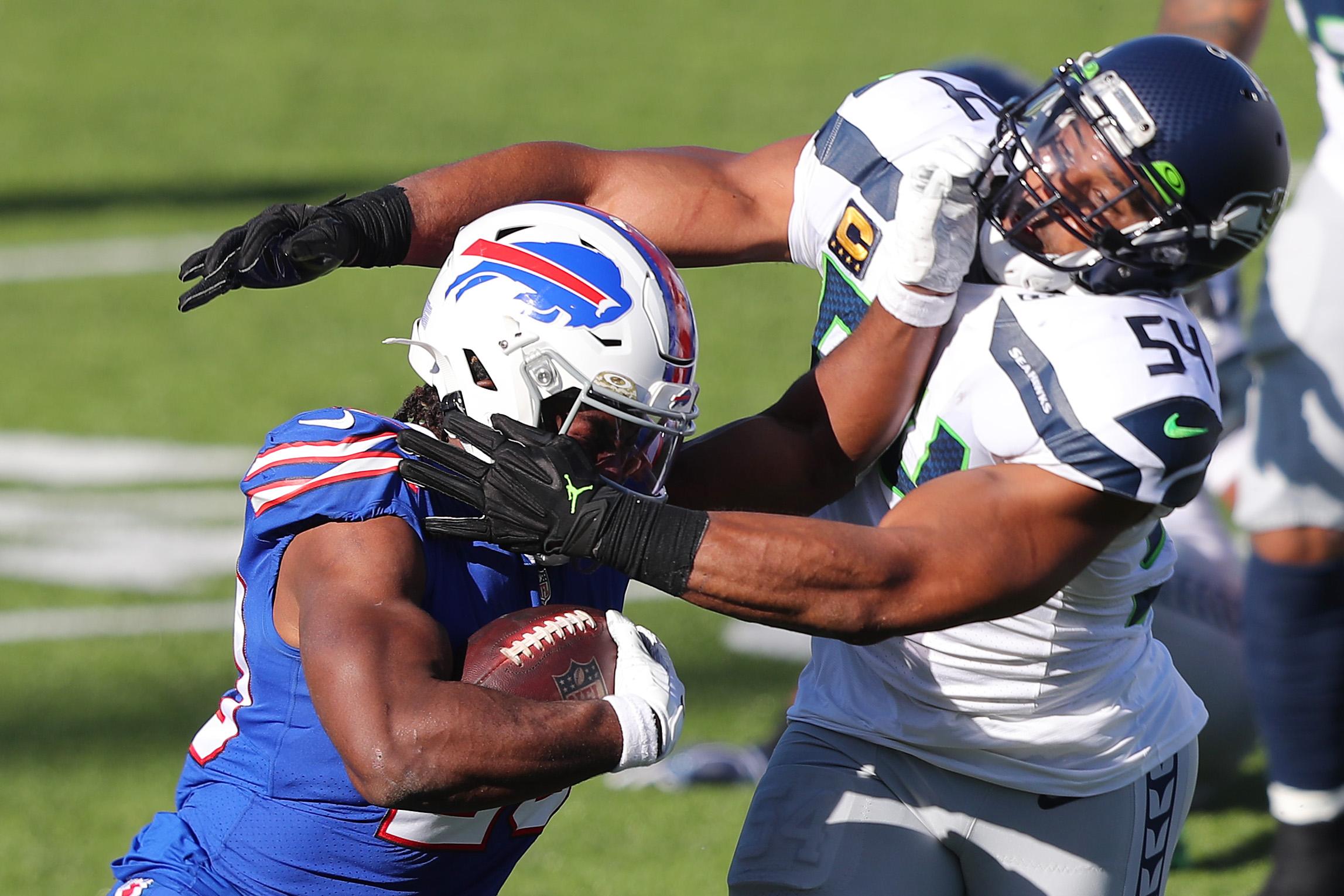 Seattle Seahawks v Buffalo Bills