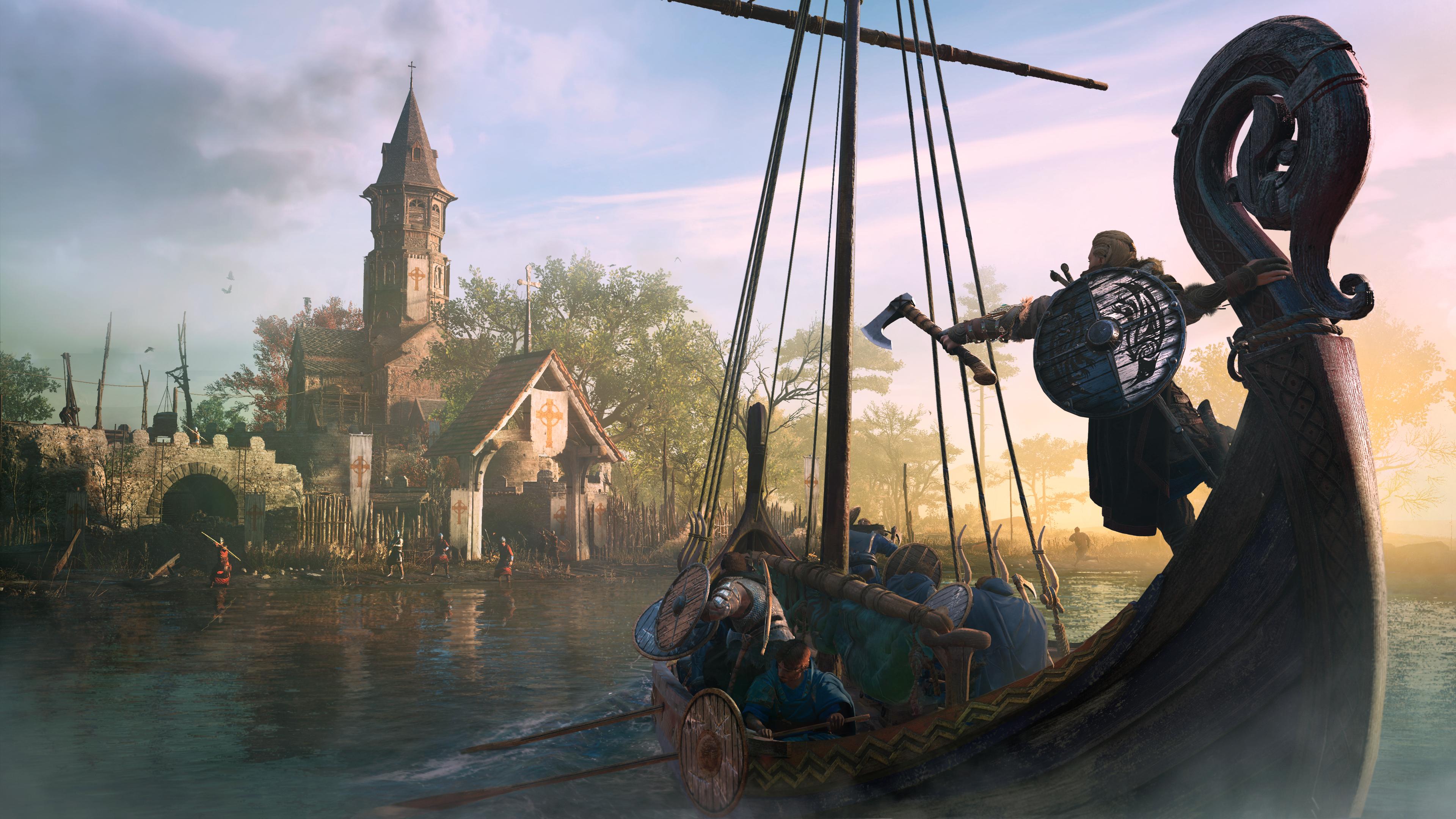 Assassin's Creed Valhalla guide: All Grantebridgescire Abilities