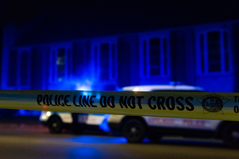 A teenage boy was shot April 10, 2021, in Lawndale.