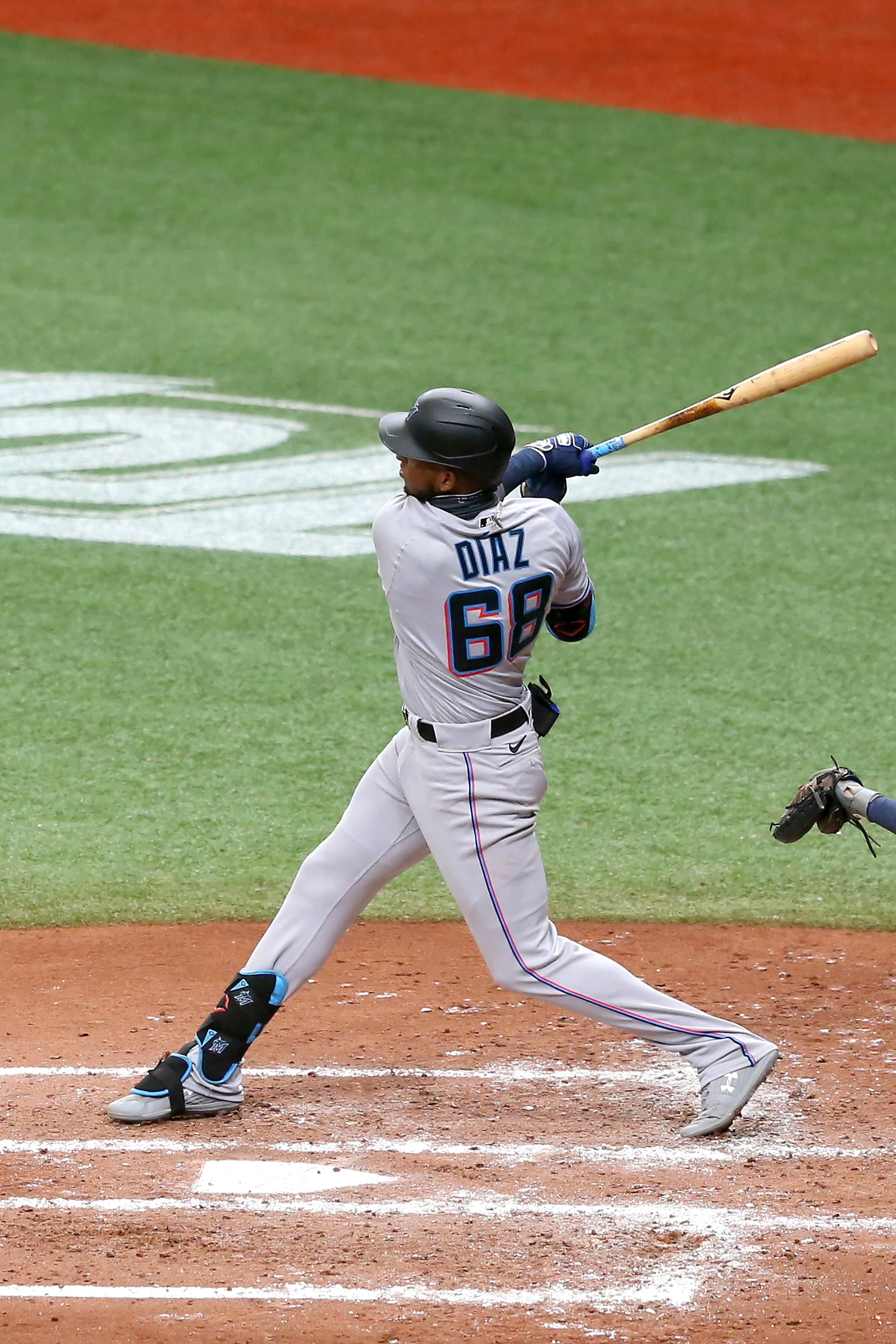 MLB: SEP 06 Marlins at Rays