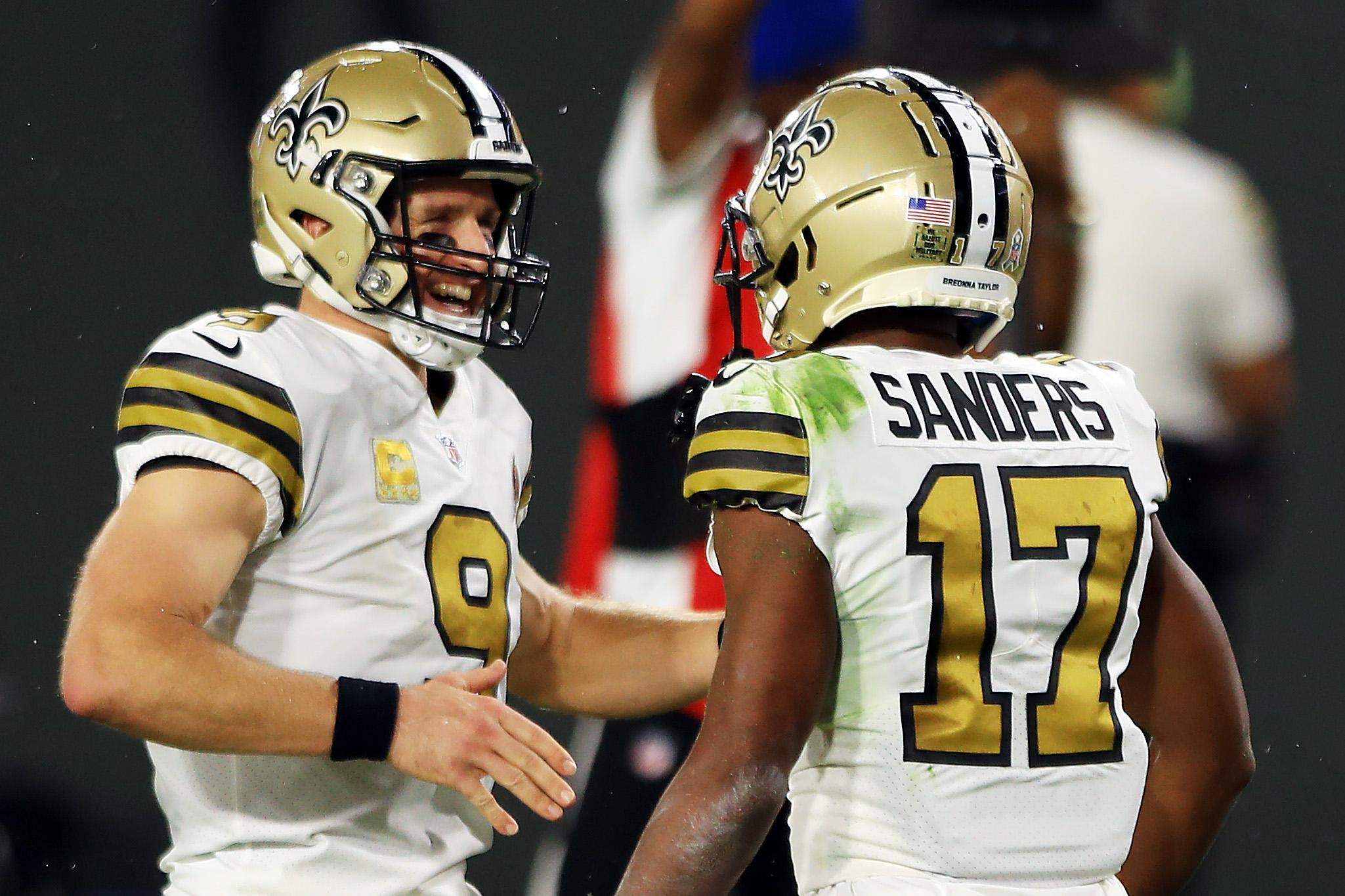 New Orleans Saints v Tampa Bay Buccaneers