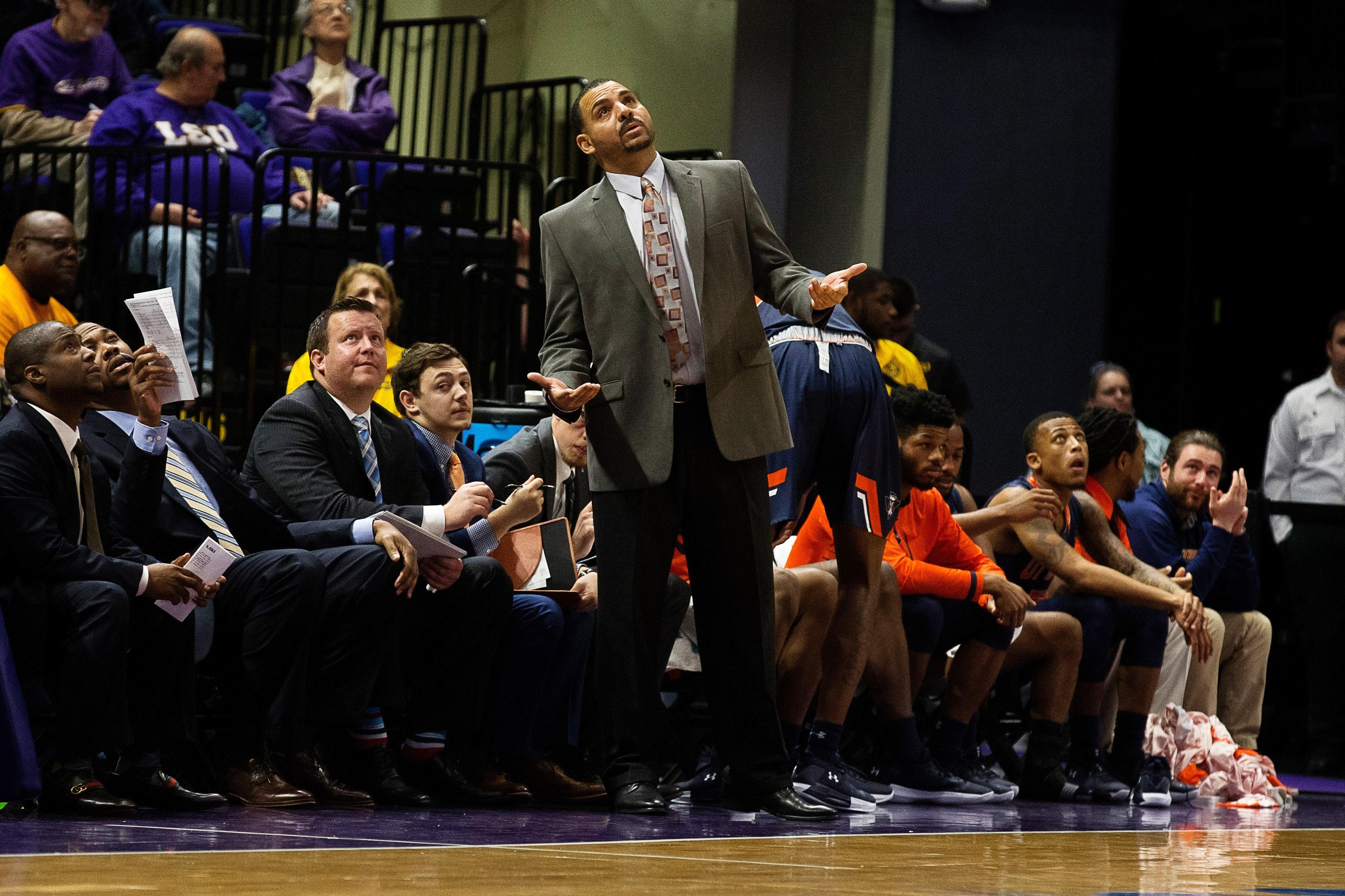 NCAA Basketball: Tenn-Martin at Louisiana State