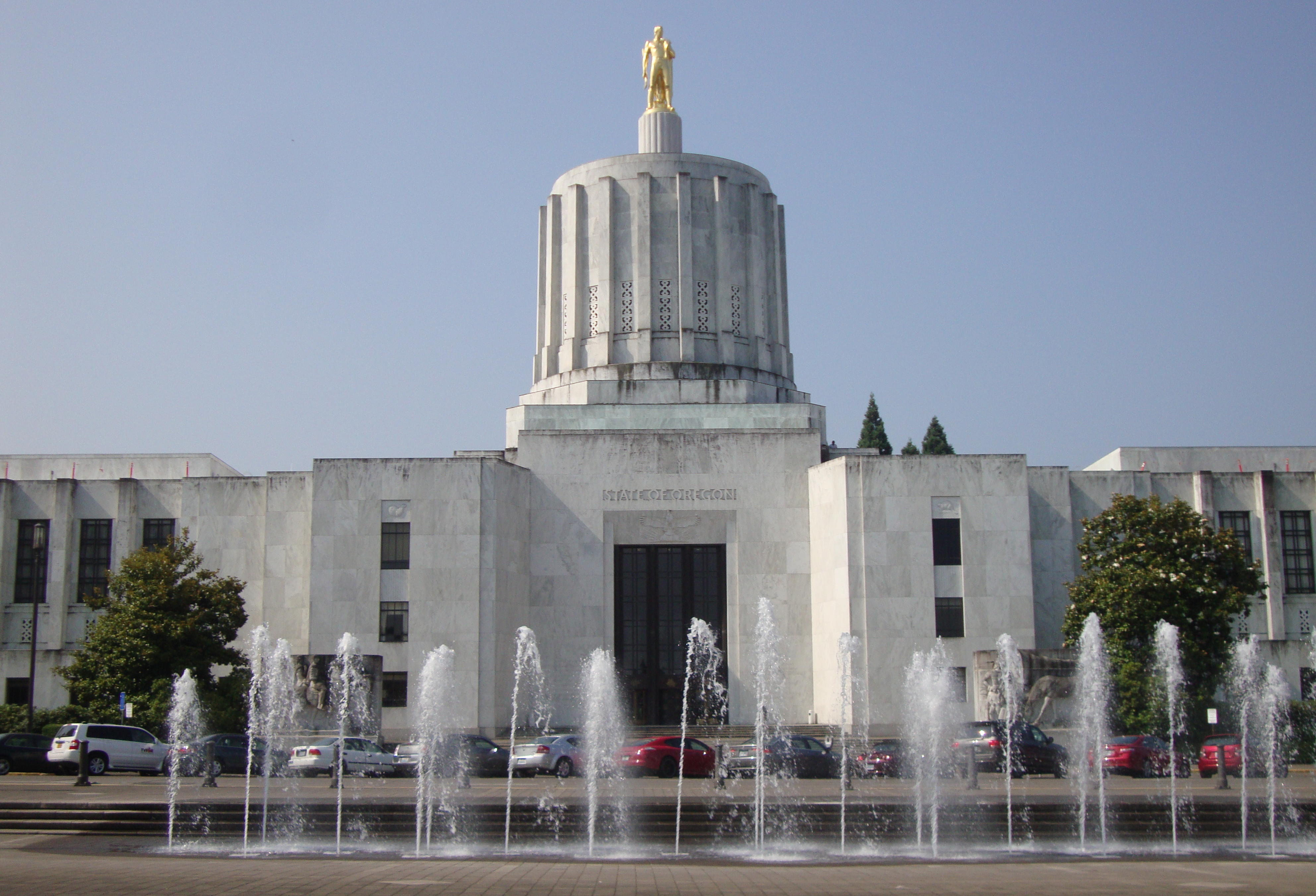 Oregon State Capitol (Salem, Oregon)
