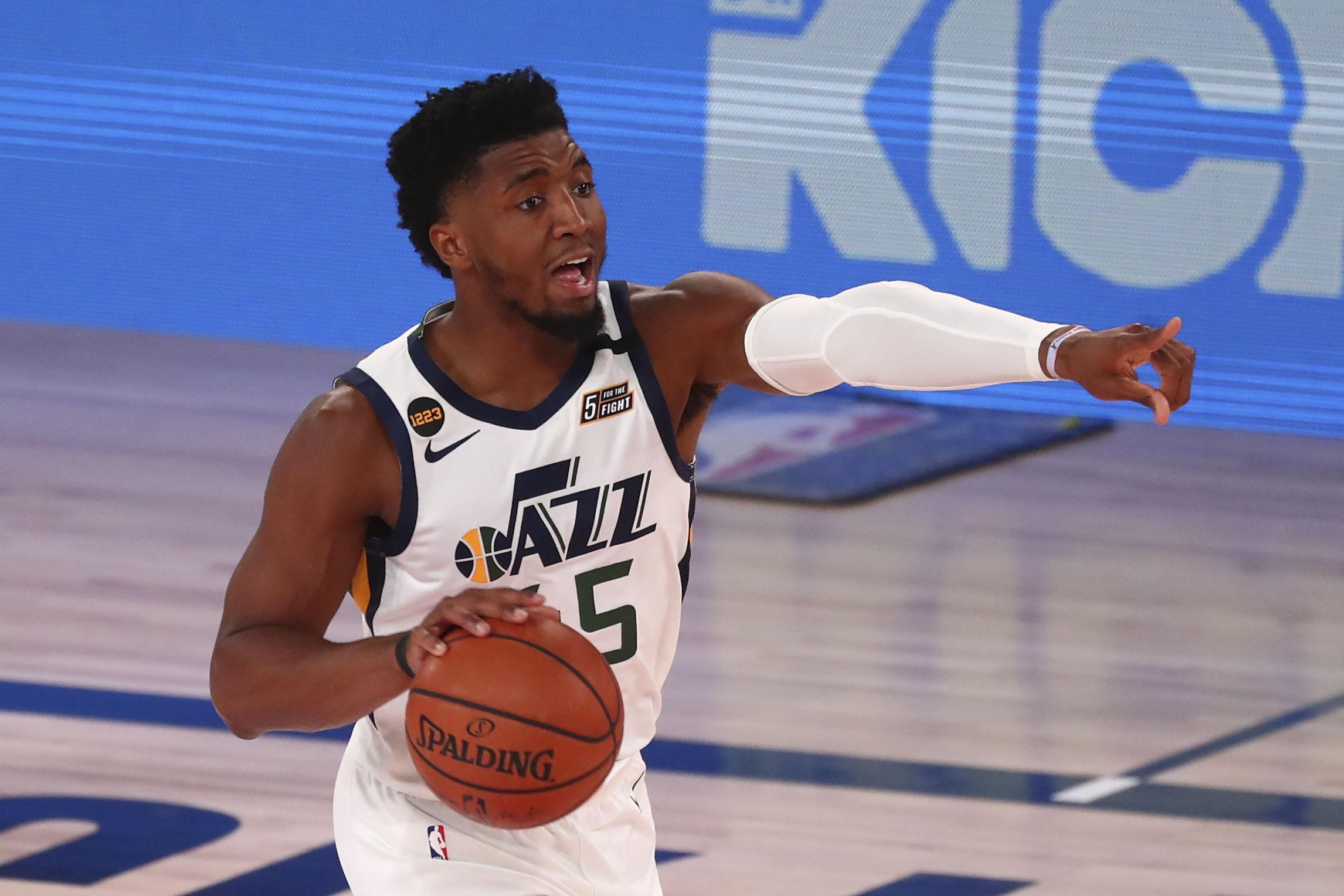 Utah Jazz v Denver Nuggets - Game Two