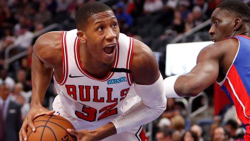 The Bulls will let Kris Dunn test free agency.