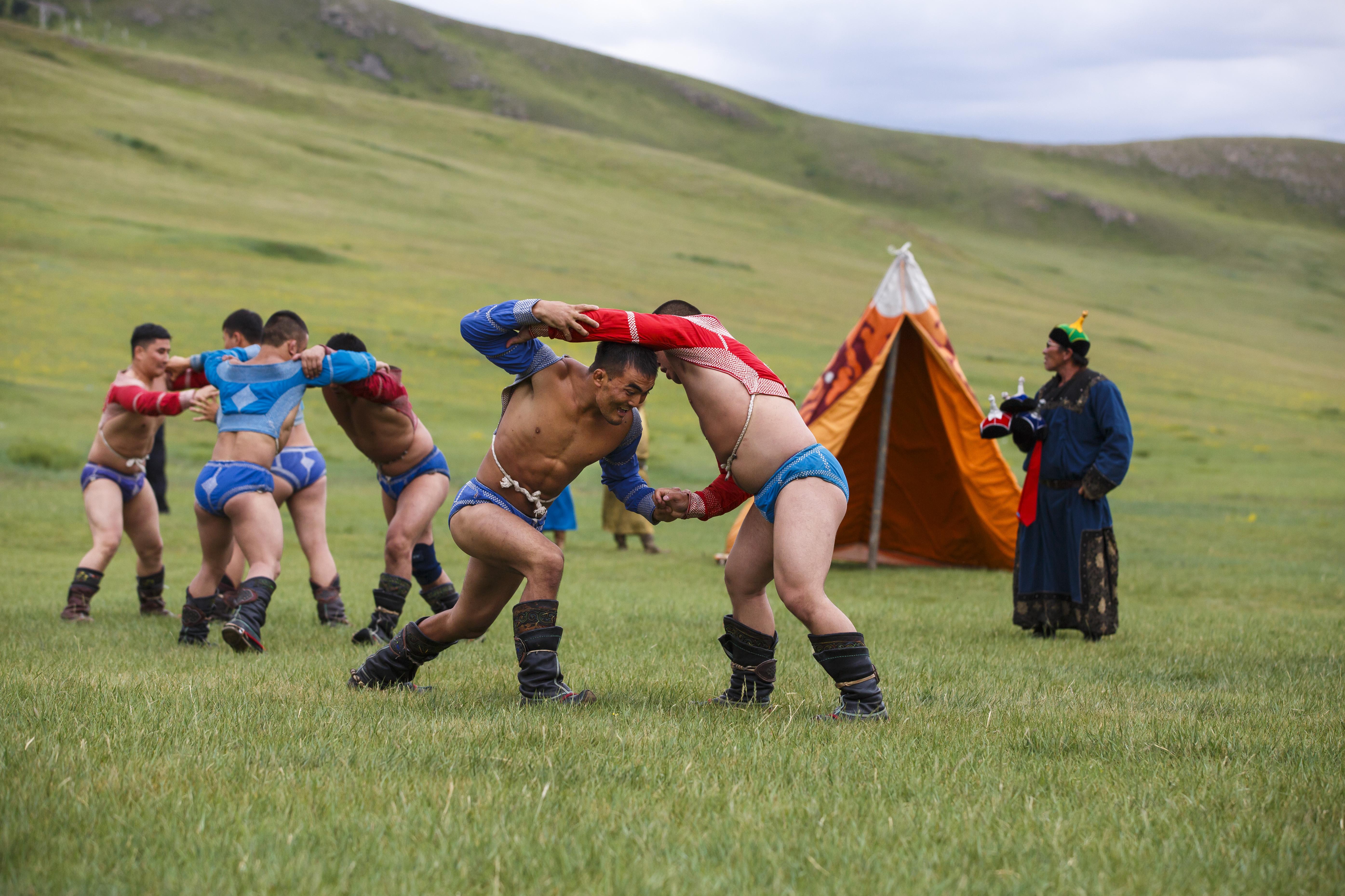 Chinggis Khaan Khuree Ger Camp