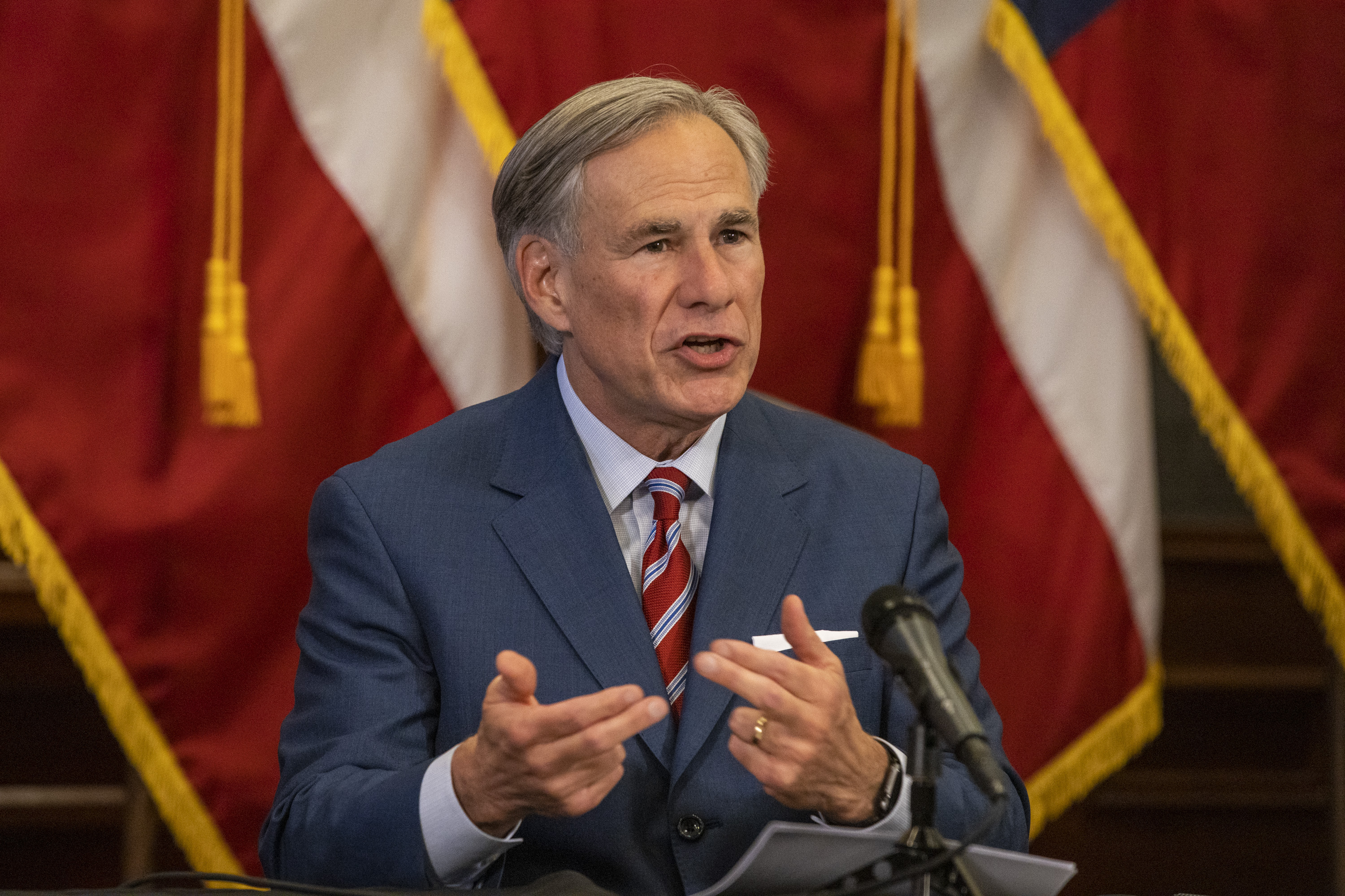 Abbott announces the reopening of more Texas businesses
