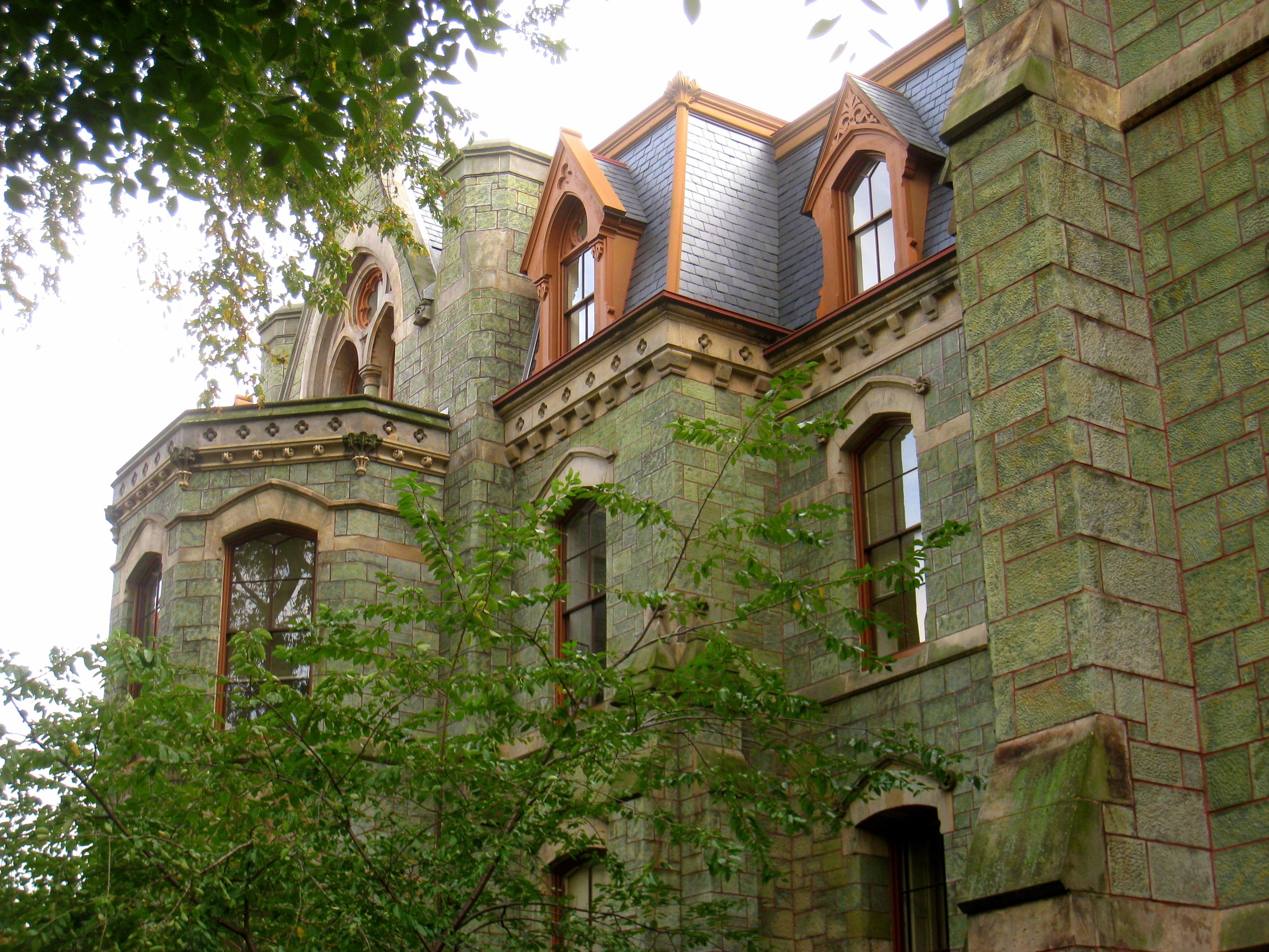 University of Pennsylvania College Hall.