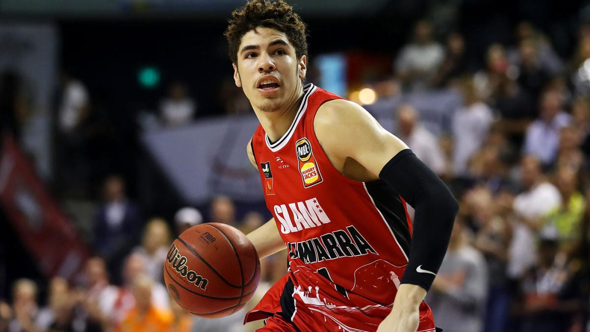 Will LaMelo Ball wind up with the Bulls?