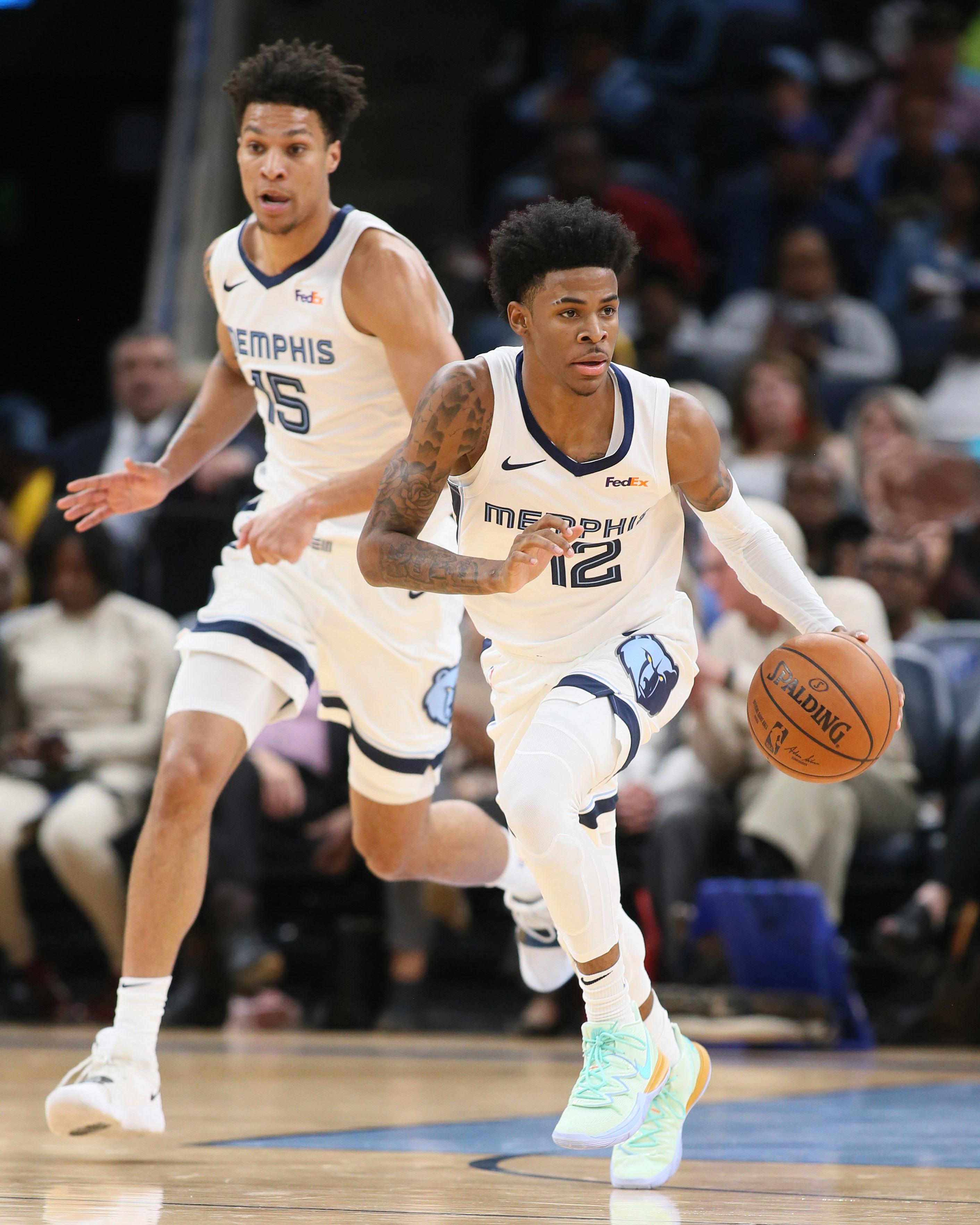 NBA: Preseason-Charlotte Hornets at Memphis Grizzlies