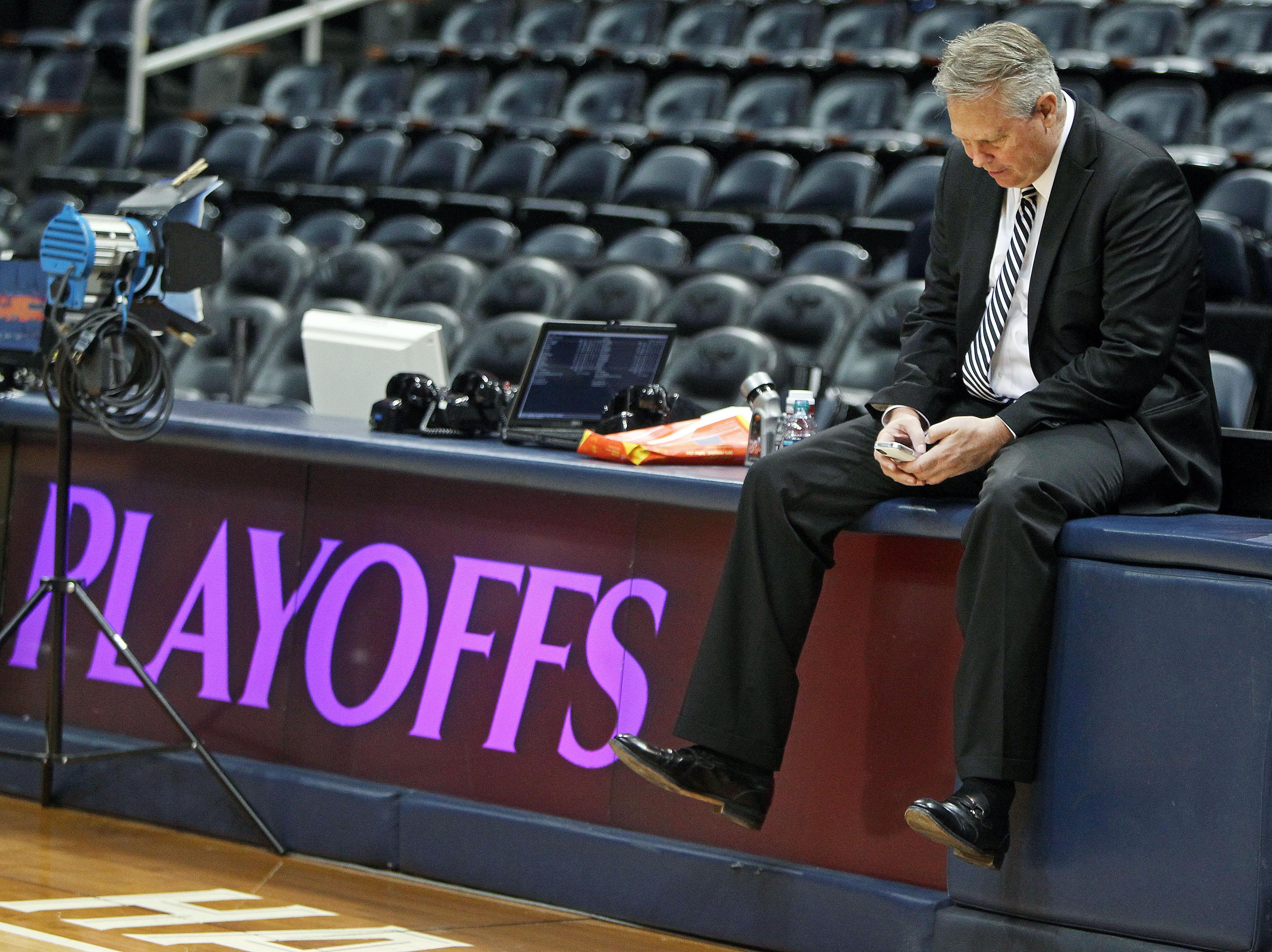 Boston Celtics Vs. Atlanta Hawks At Philips Arena