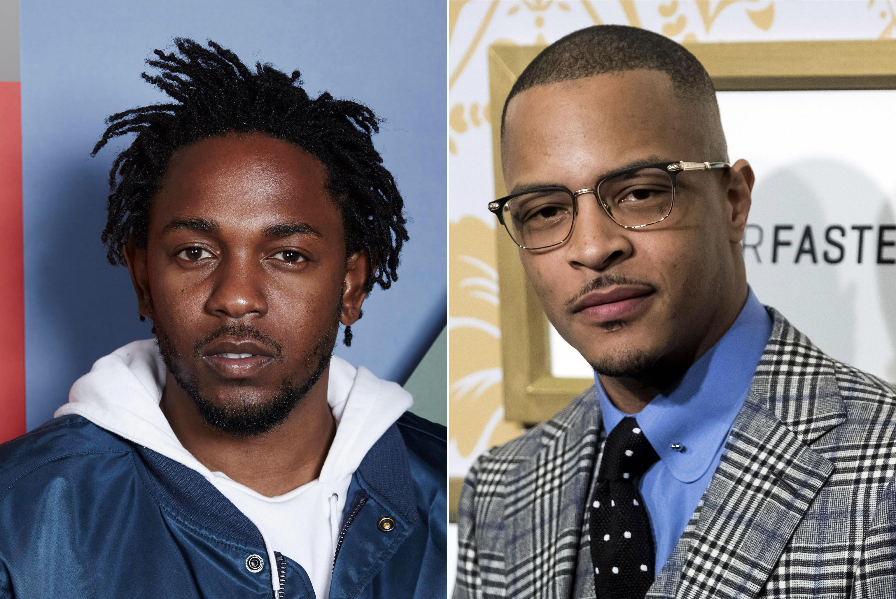 Kendrick Lamar, T.I.