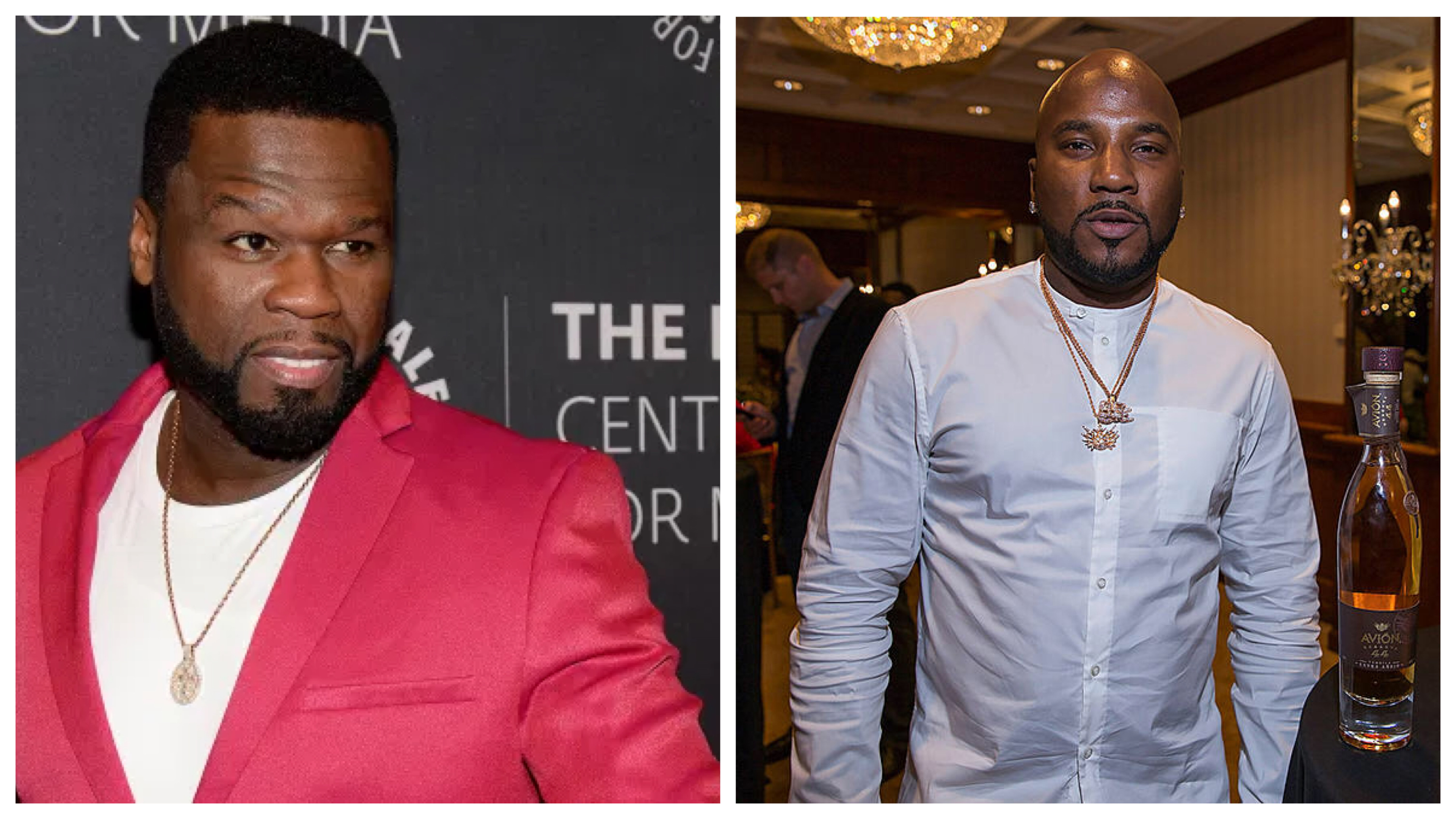 50 Cent and Jeezy