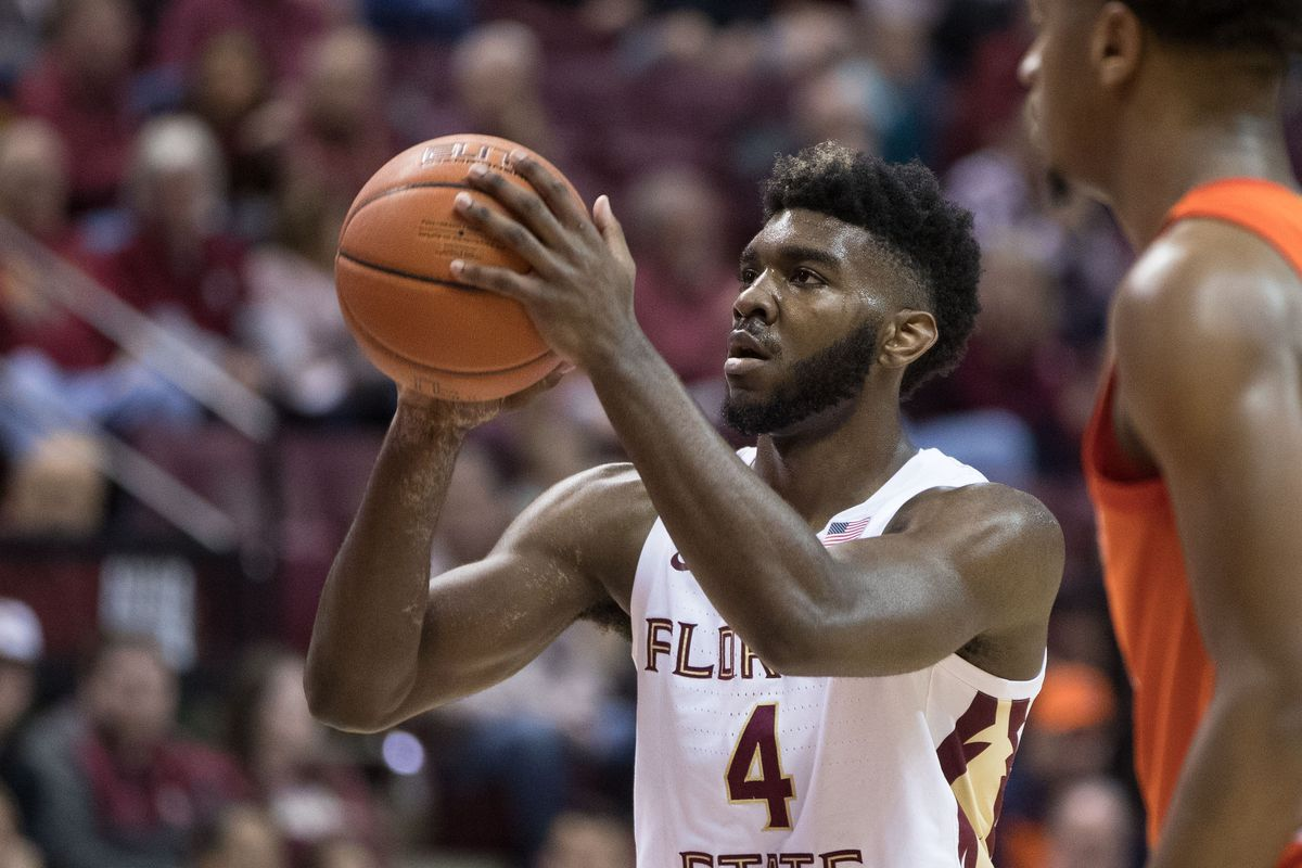 The Bulls selected Florida State's Patrick Williams in the first round of the NBA Draft.
