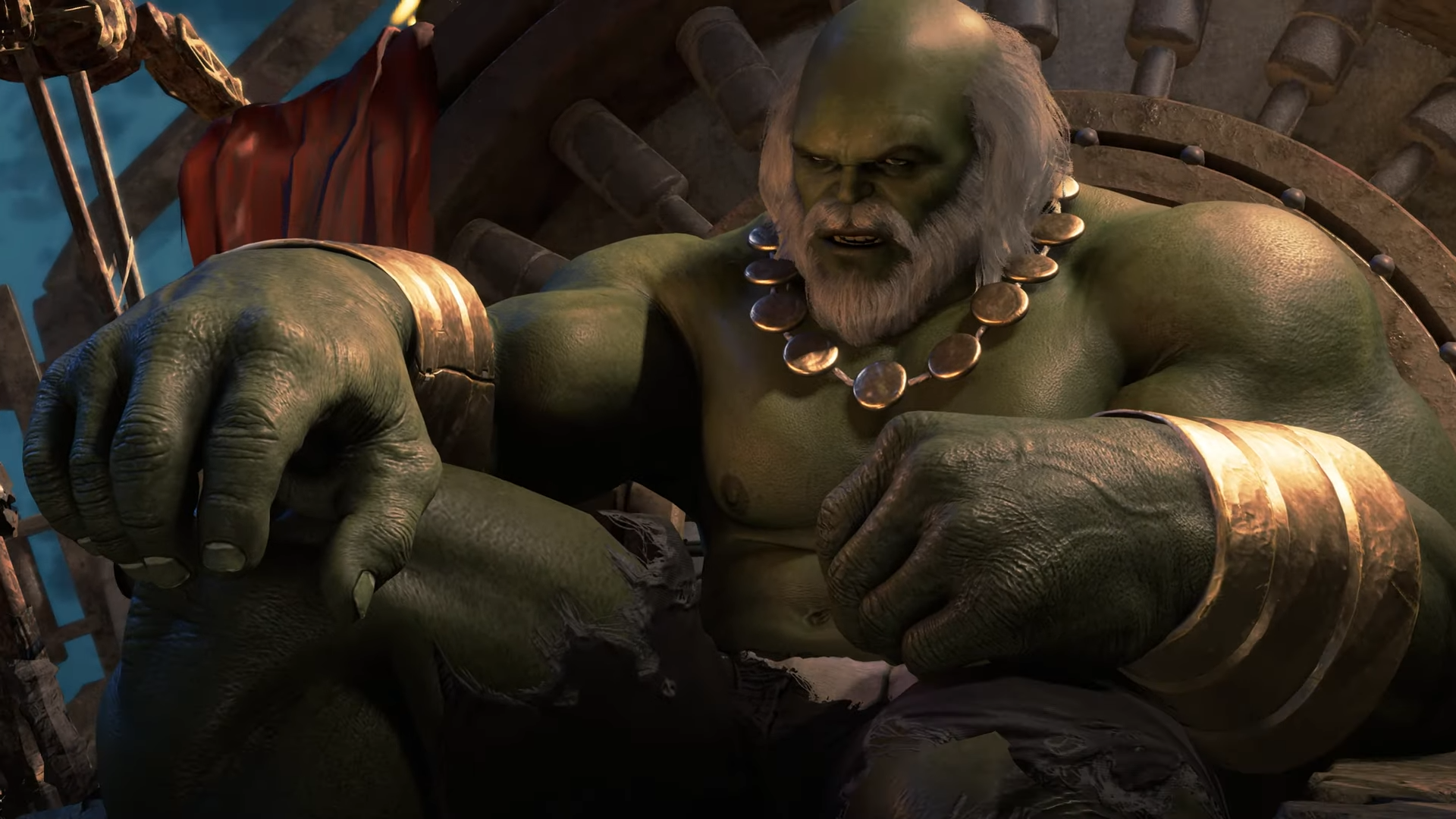 Marvel's Avengers Maestro Hulk
