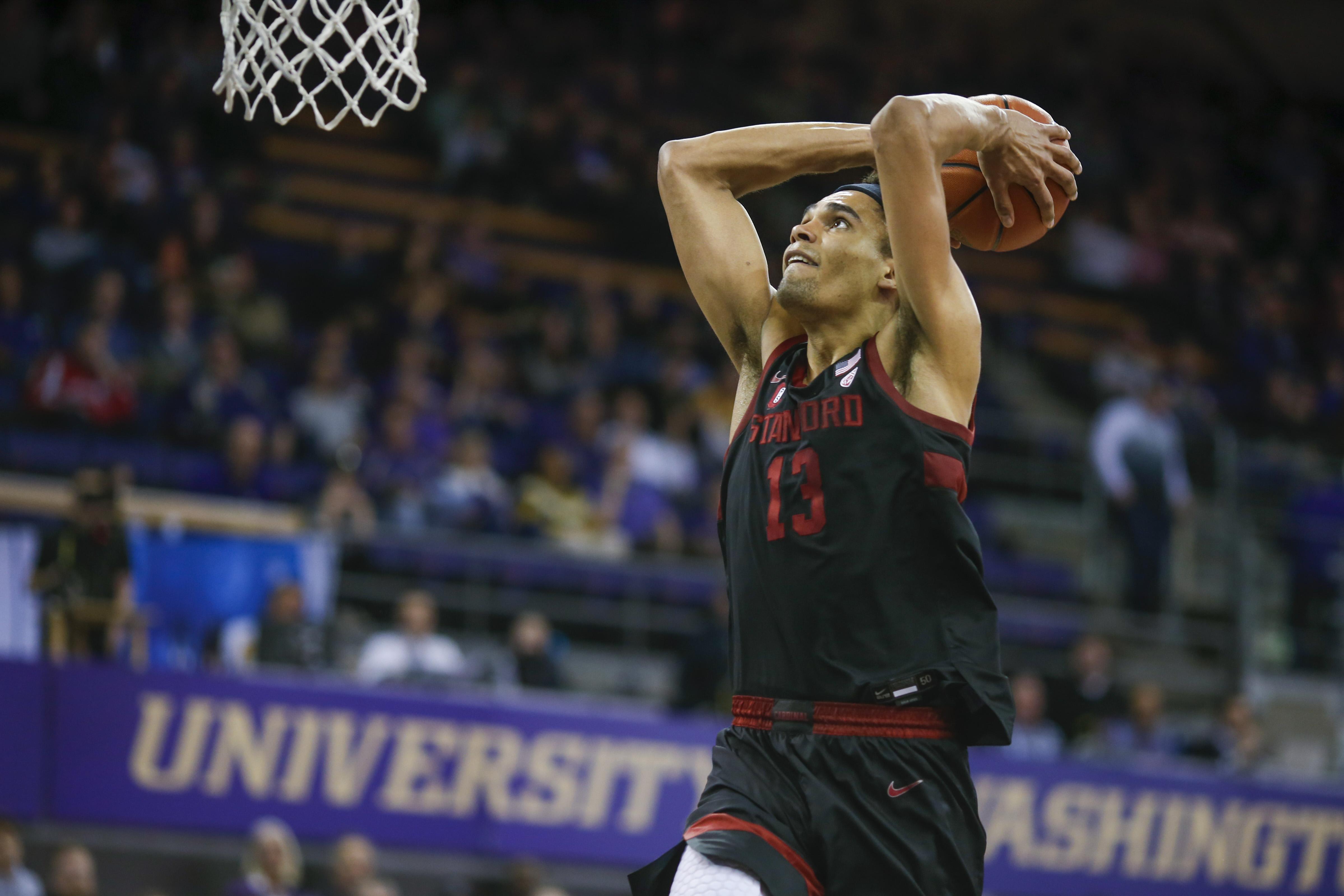 NCAA Basketball: Stanford at Washington