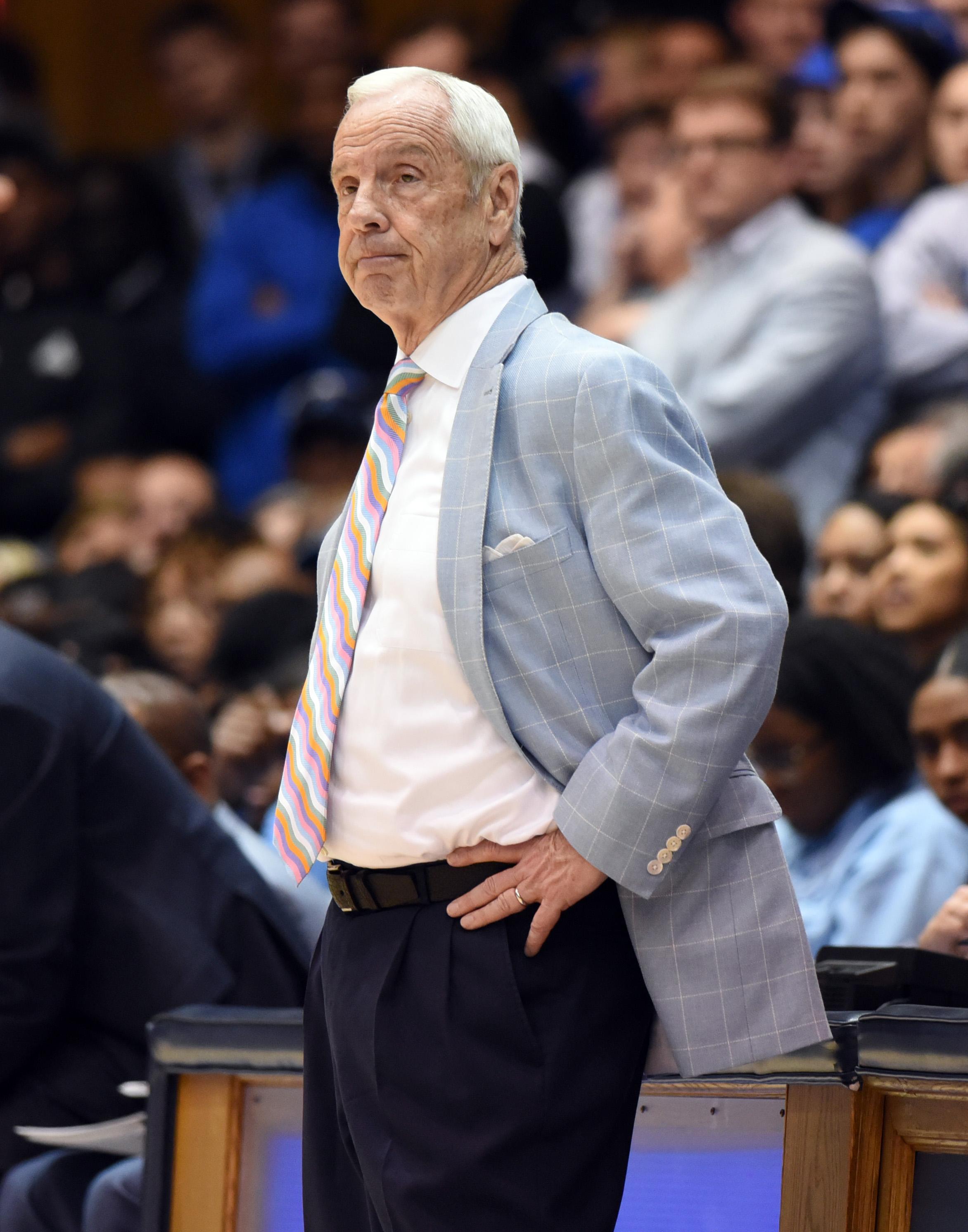 NCAA Basketball: North Carolina at Duke