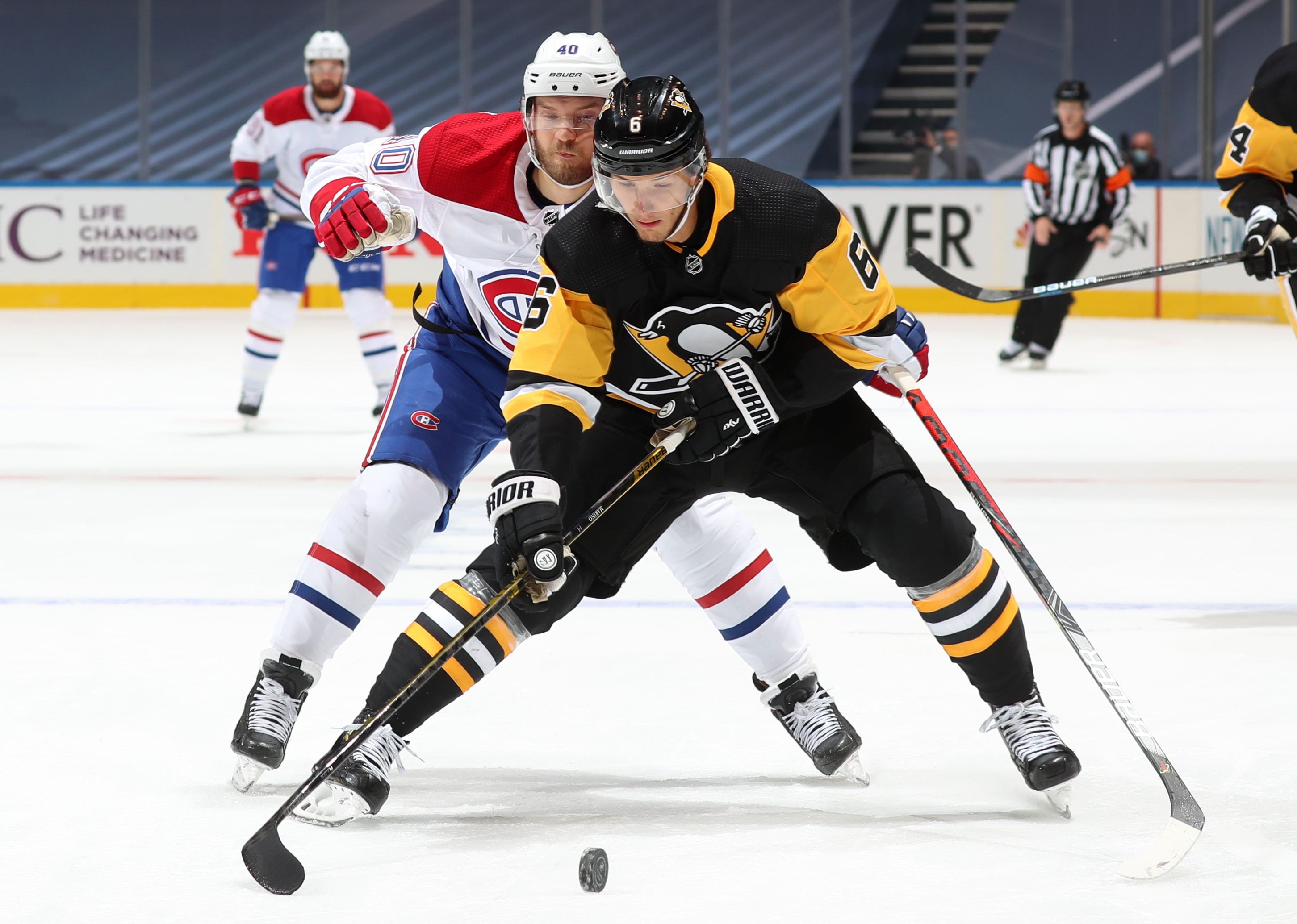 Montreal Canadiens v Pittsburgh Penguins - Game Two