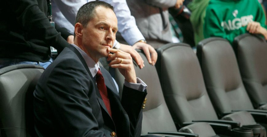 Bulls vice president Arturas Karnisovas believes his team improved itself in the NBA Draft.