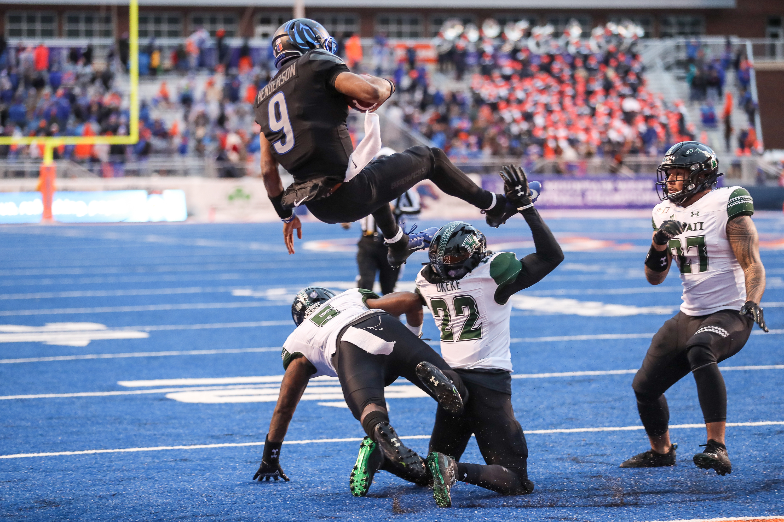Mountain West Championship - Hawaii v Boise State