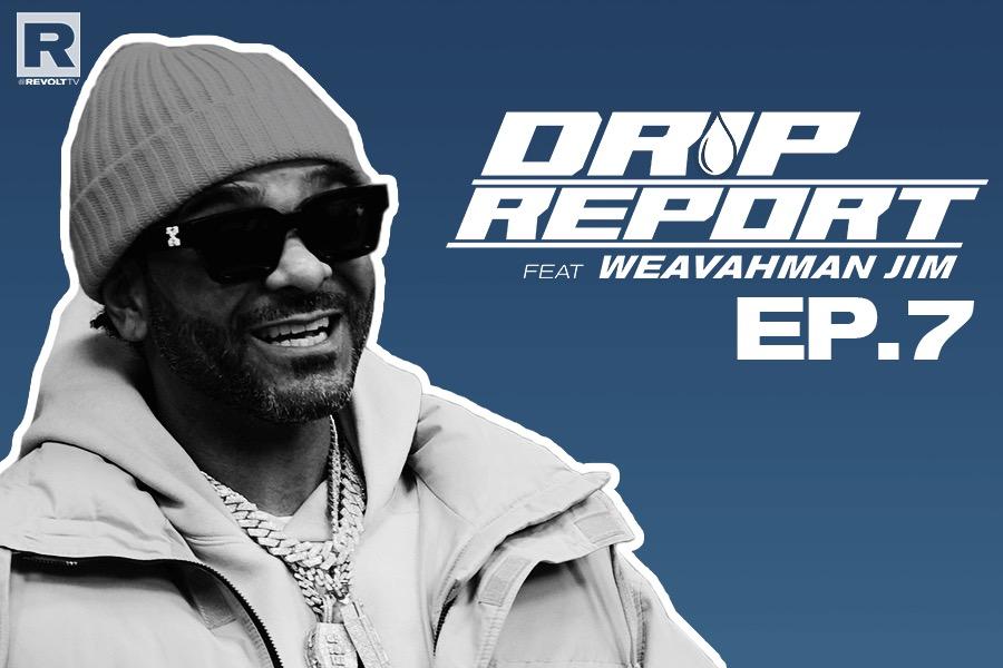 Drip Report - Jim Jones Weather show