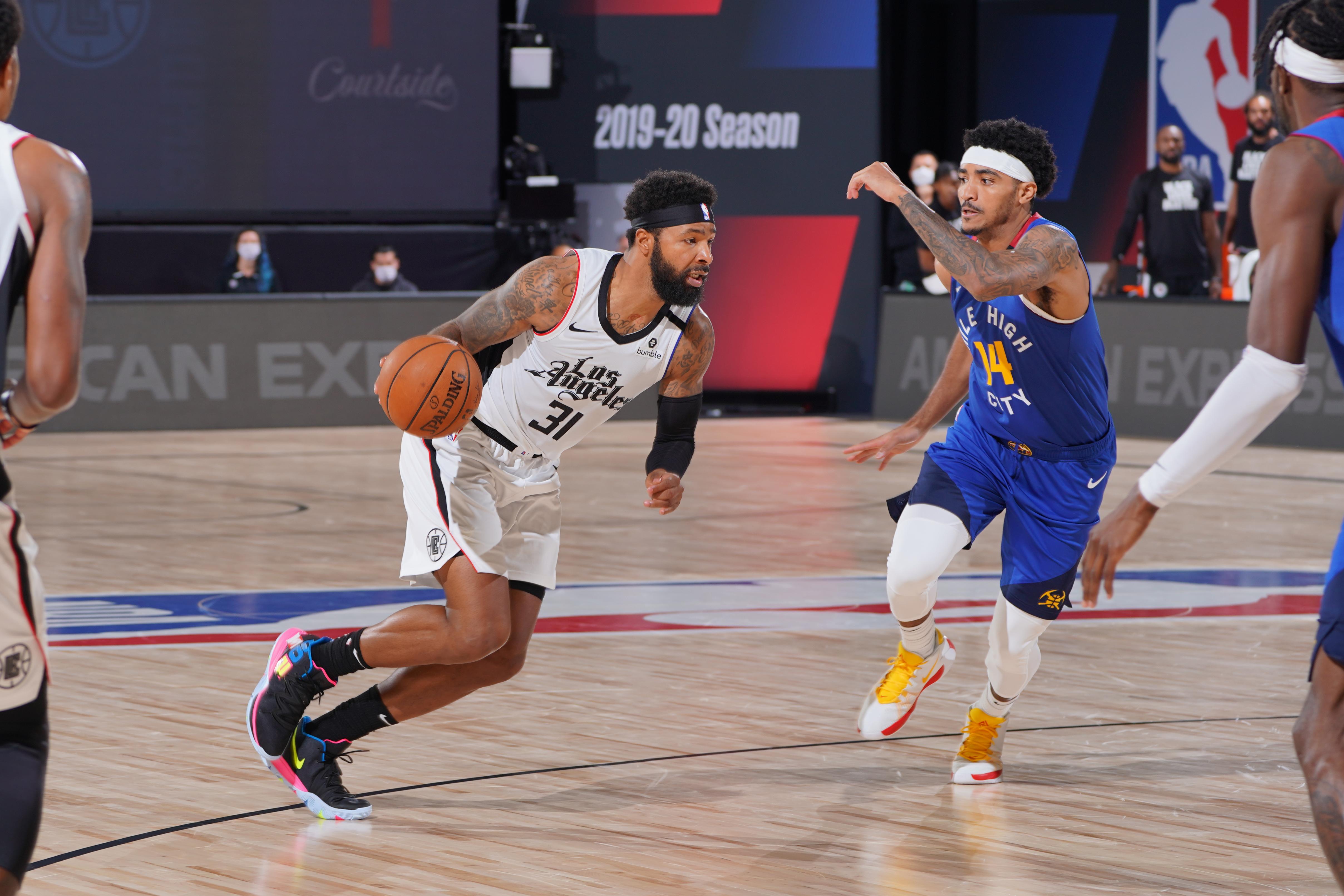 Denver Nuggets v LA Clippers - Game Five