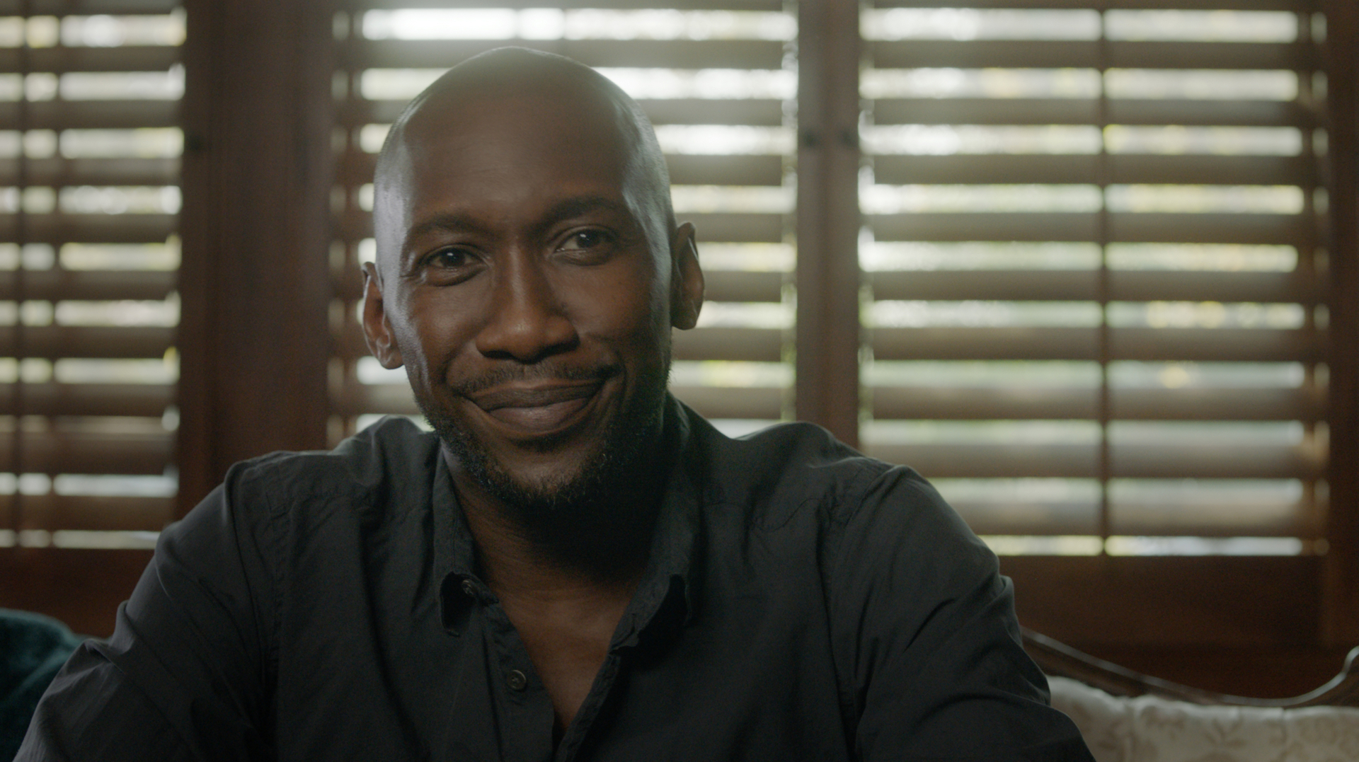 Mahershala Ali in Between the World and Me