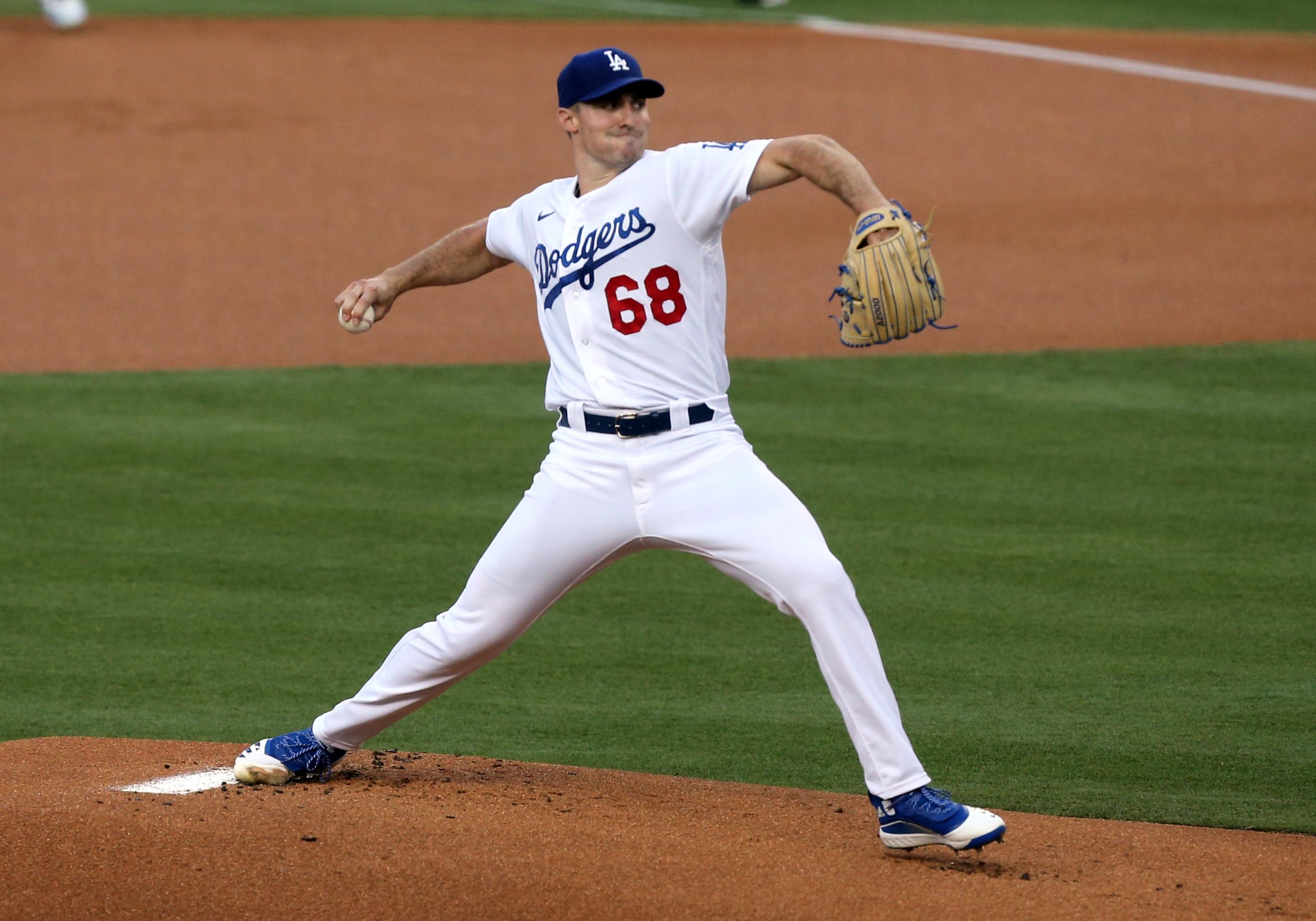 MLB: AUG 17 Mariners at Dodgers