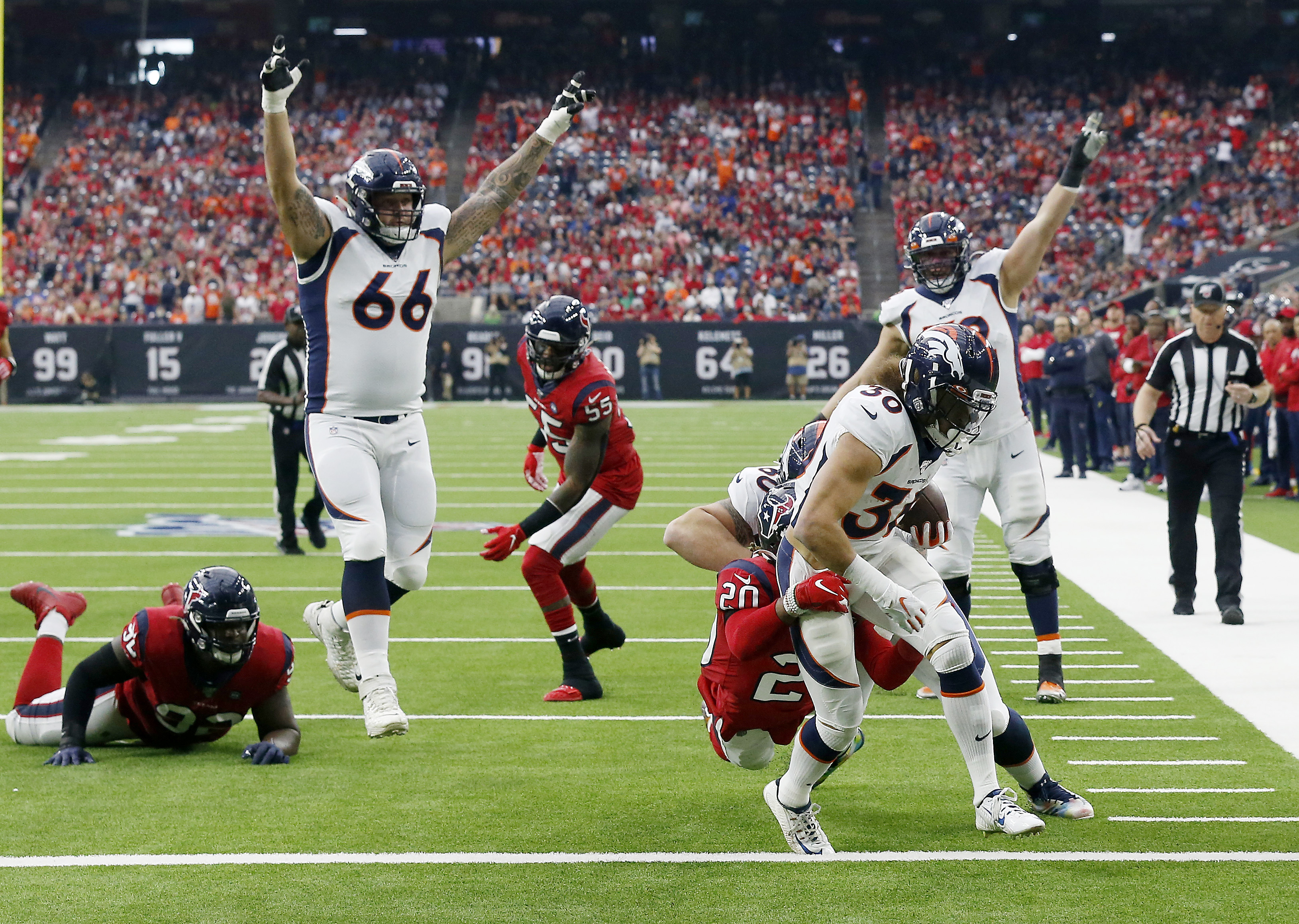 Denver Broncos vHouston Texans