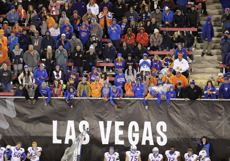 COLLEGE FOOTBALL: DEC 21 Las Vegas Bowl - Boise State v Washington