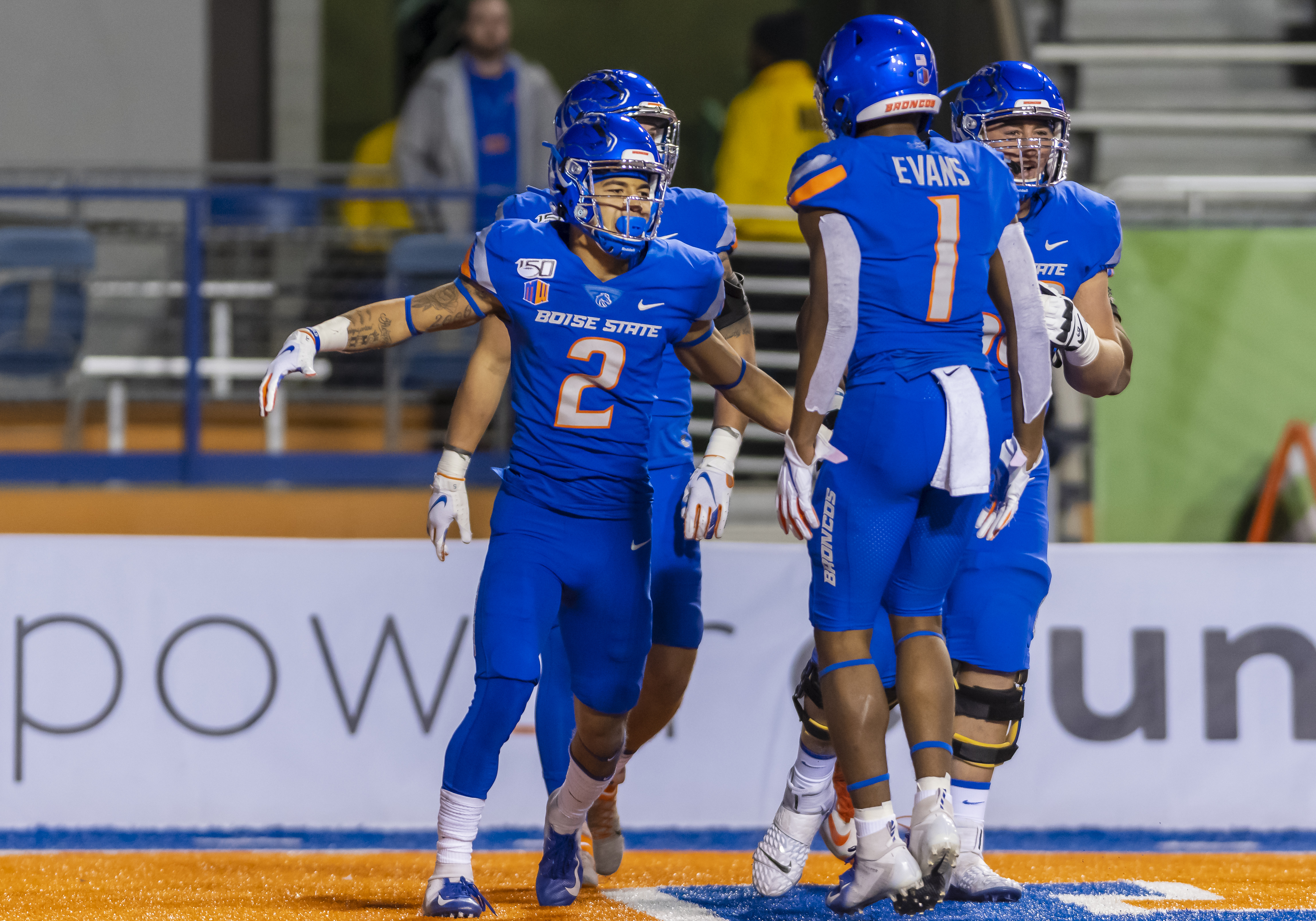 COLLEGE FOOTBALL: NOV 16 New Mexico at Boise State