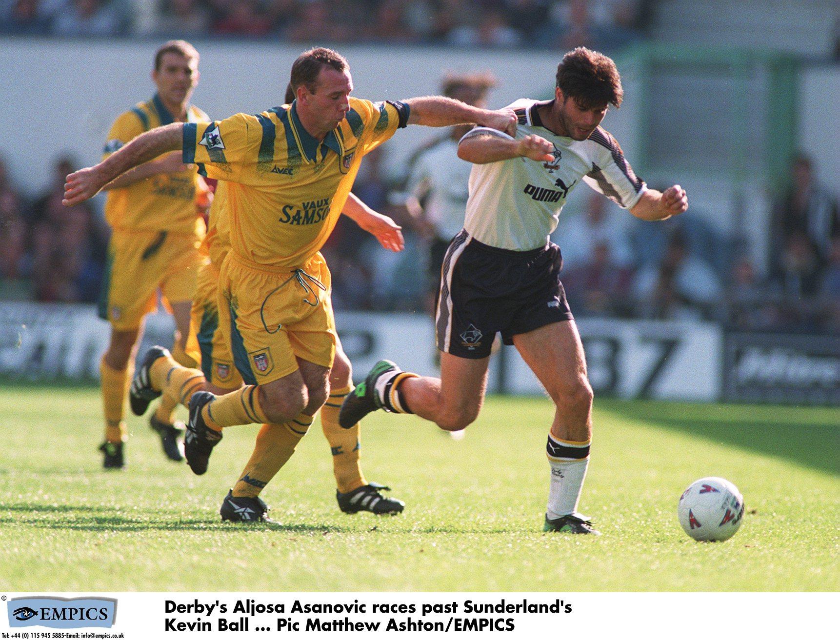 Soccer - Derby County v Sunderland
