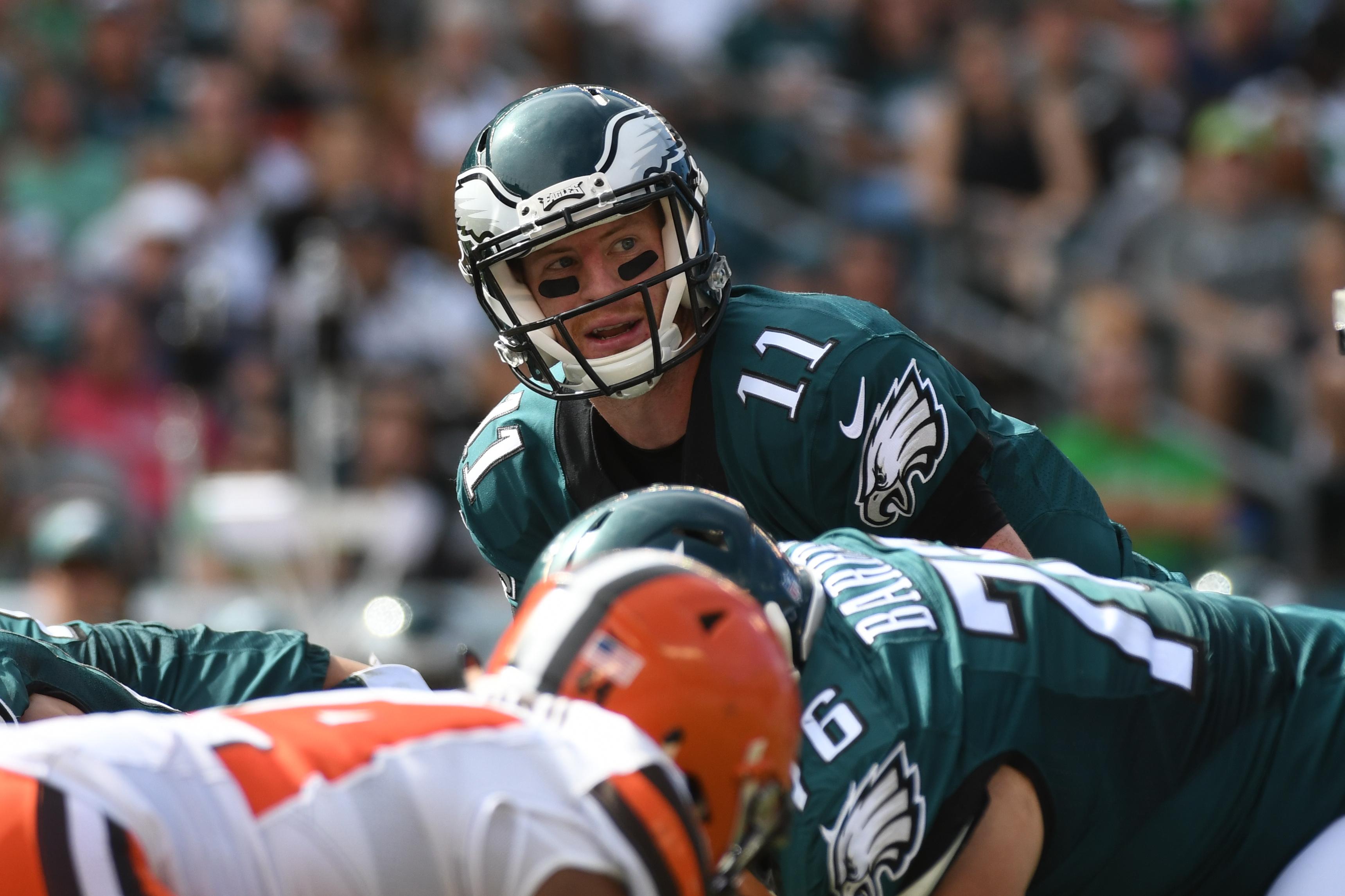 NFL: SEP 11 Browns at Eagles