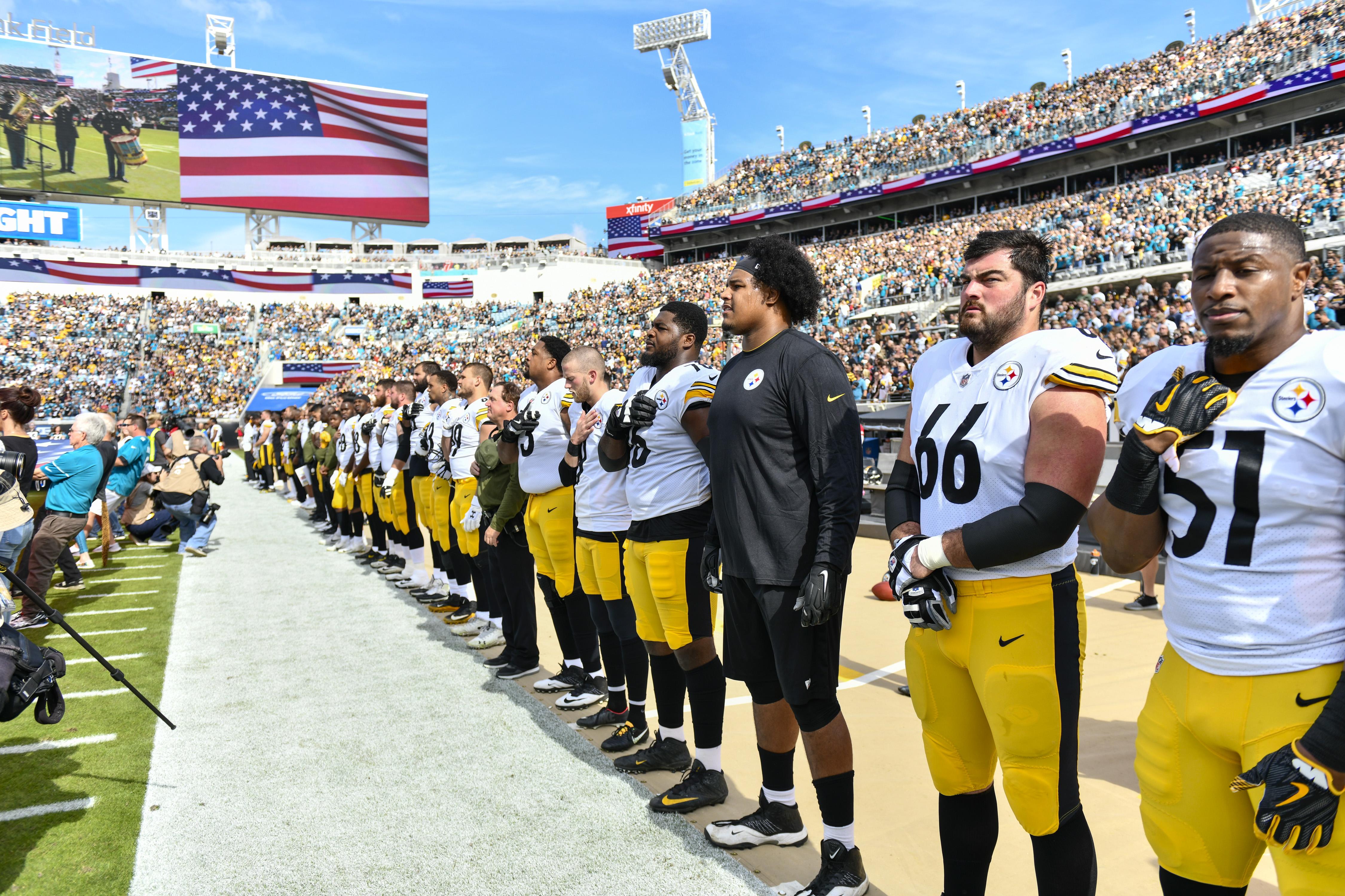 NFL: NOV 18 Steelers at Jaguars