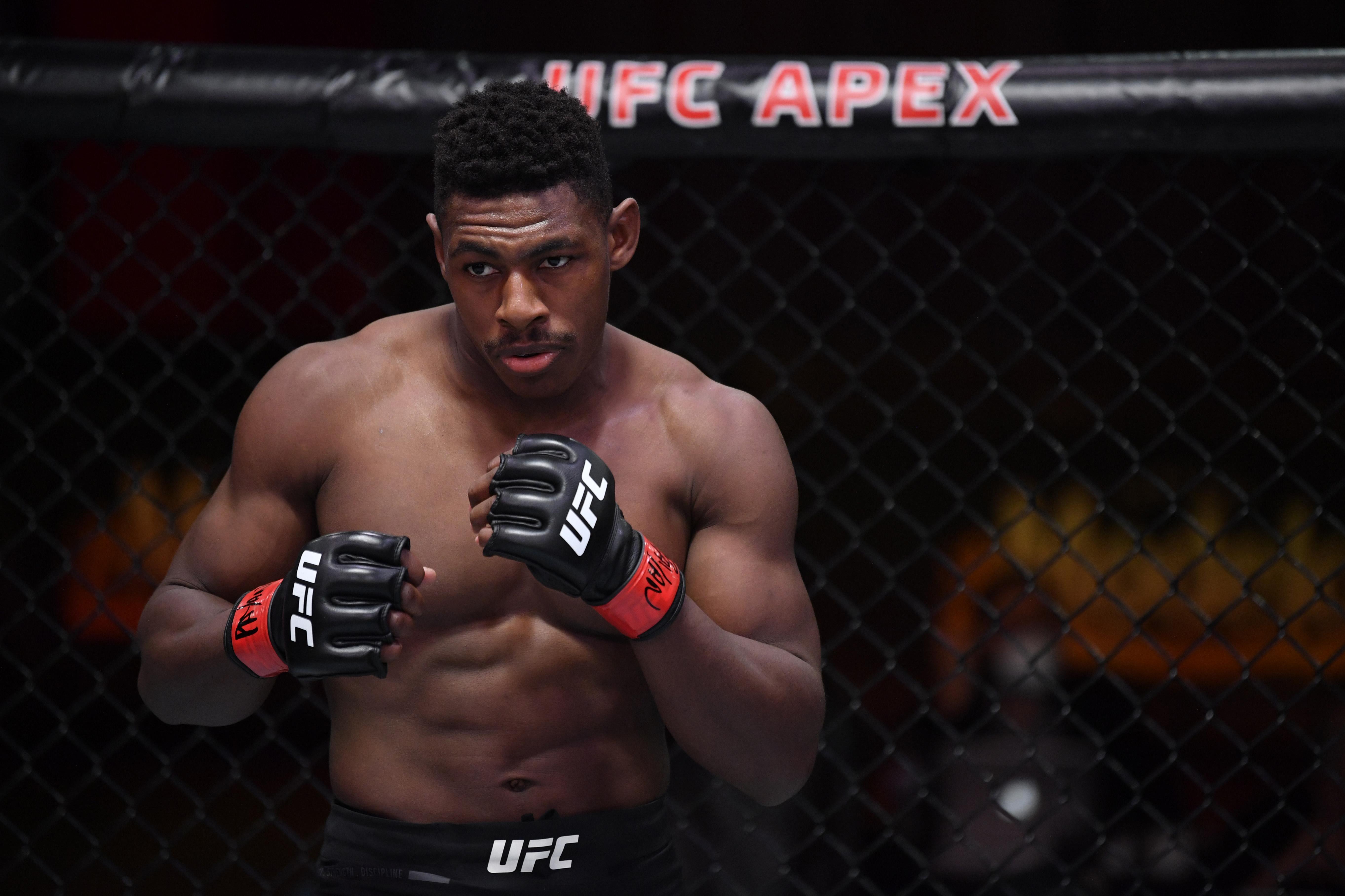 UFC 255: Buckley v Wright
