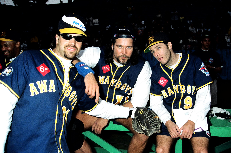 1995 MTV's Rock 'n Jock Baseball