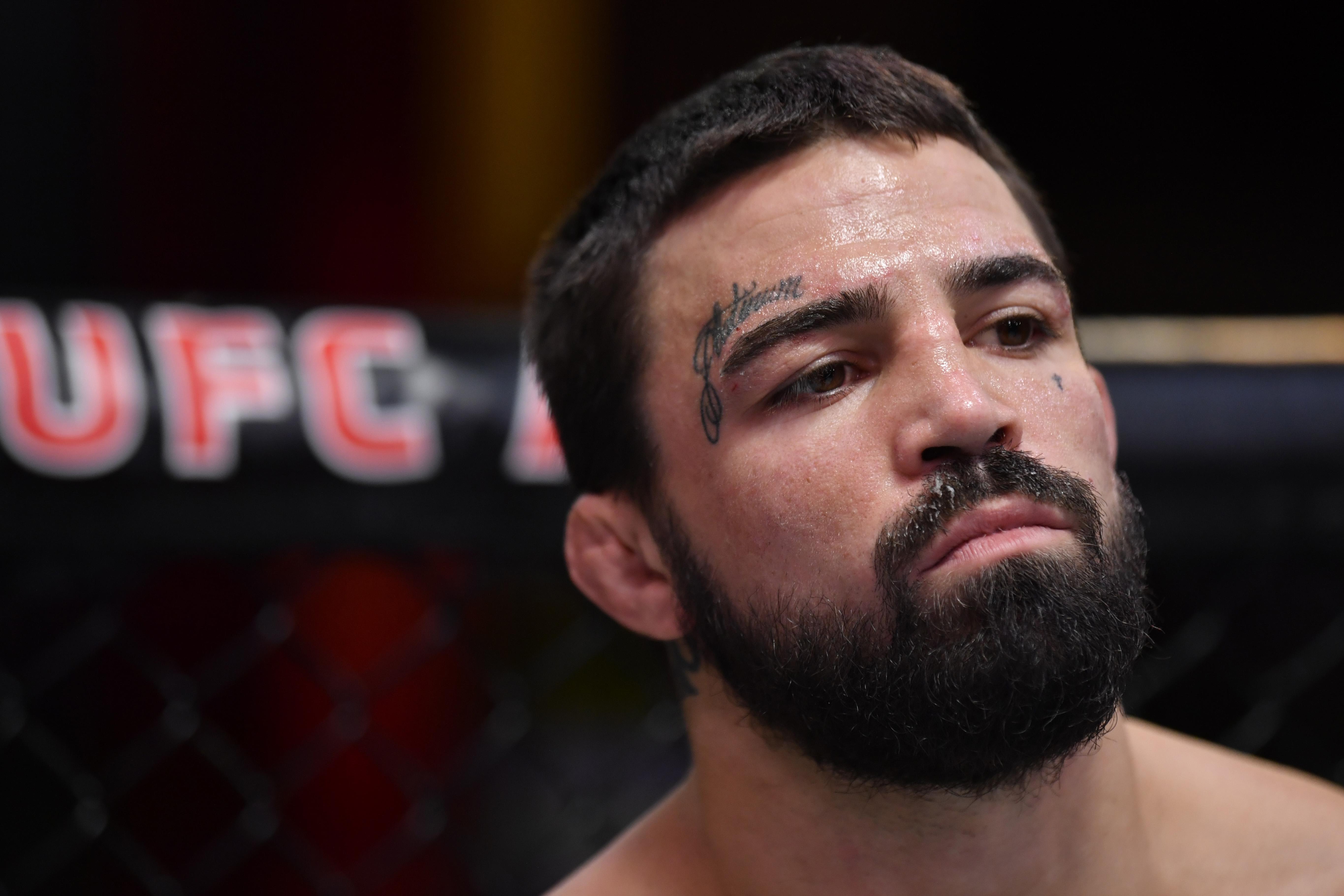 UFC 255: Perry v Means