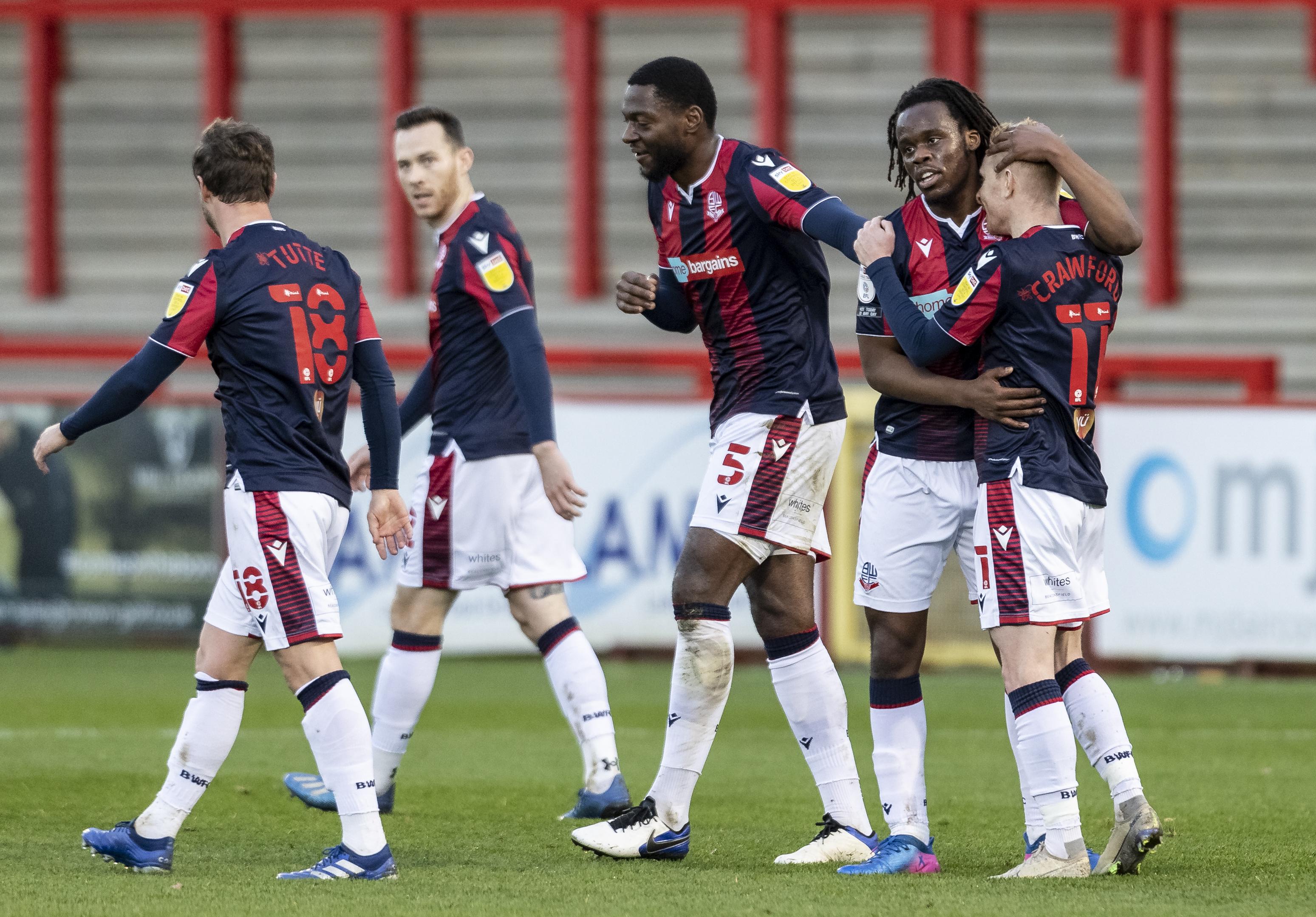 Stevenage v Bolton Wanderers - Sky Bet League Two