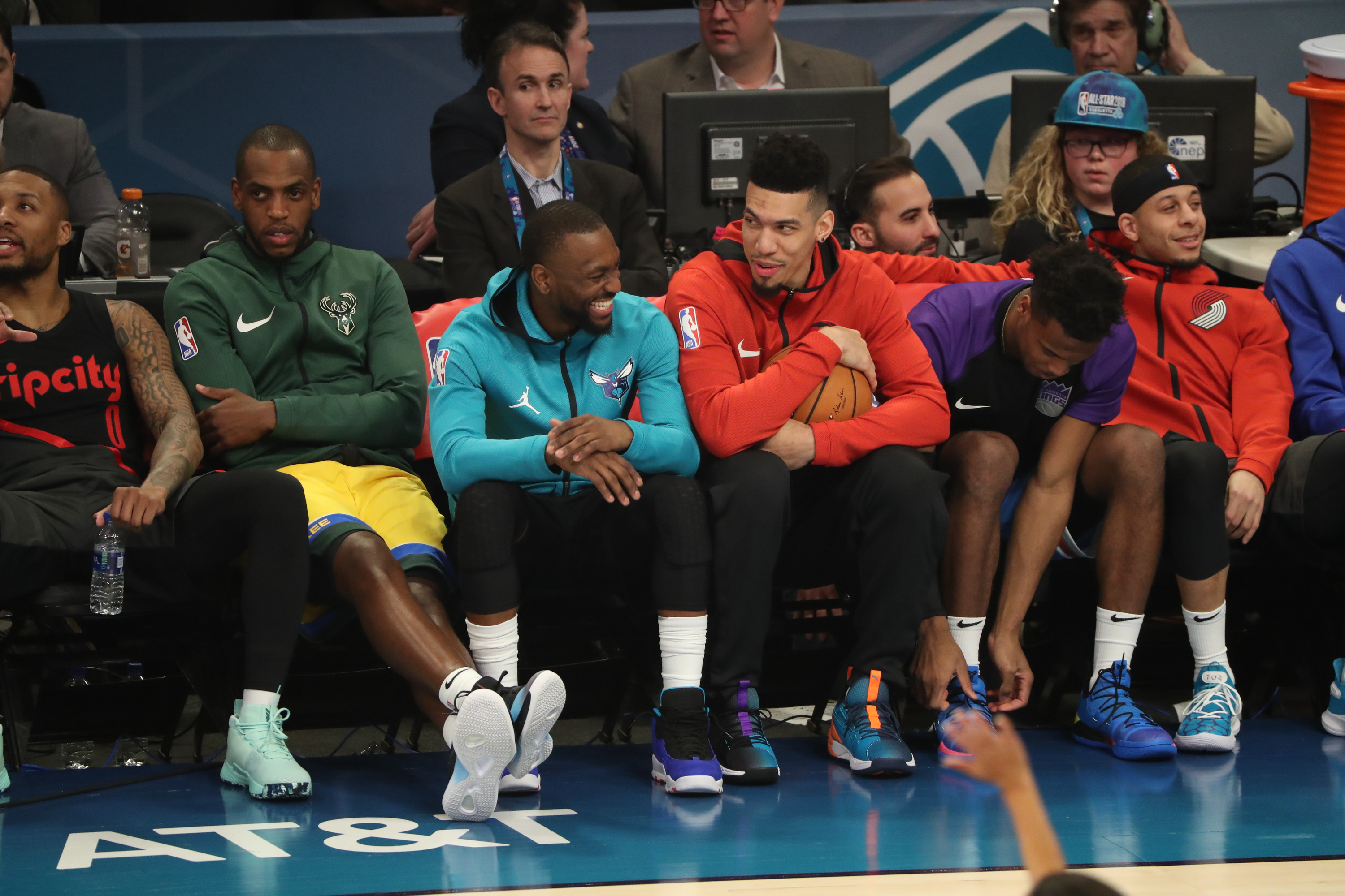 2019 Mtn Dew 3-Point Contest