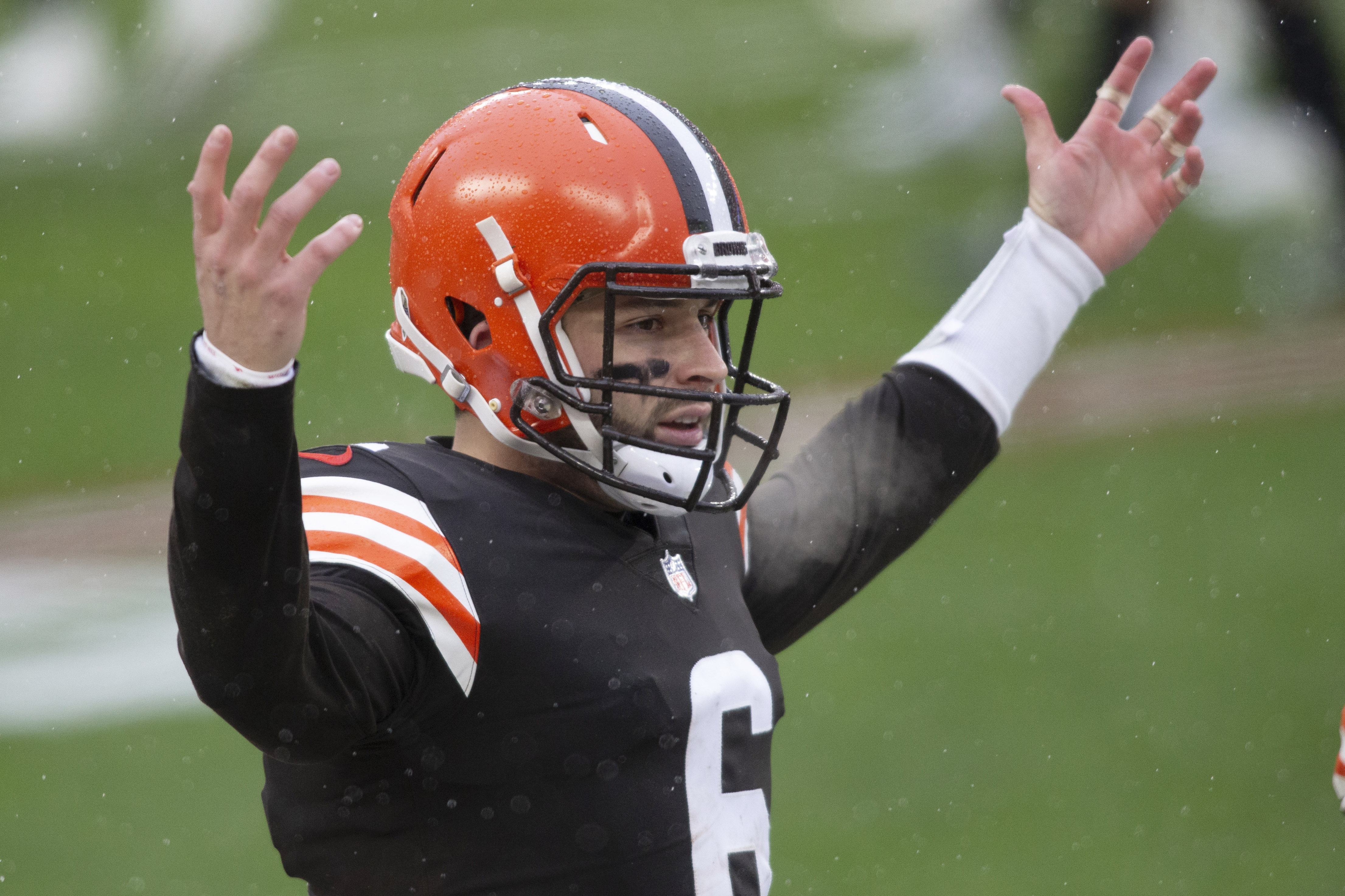 NFL: Philadelphia Eagles at Cleveland Browns