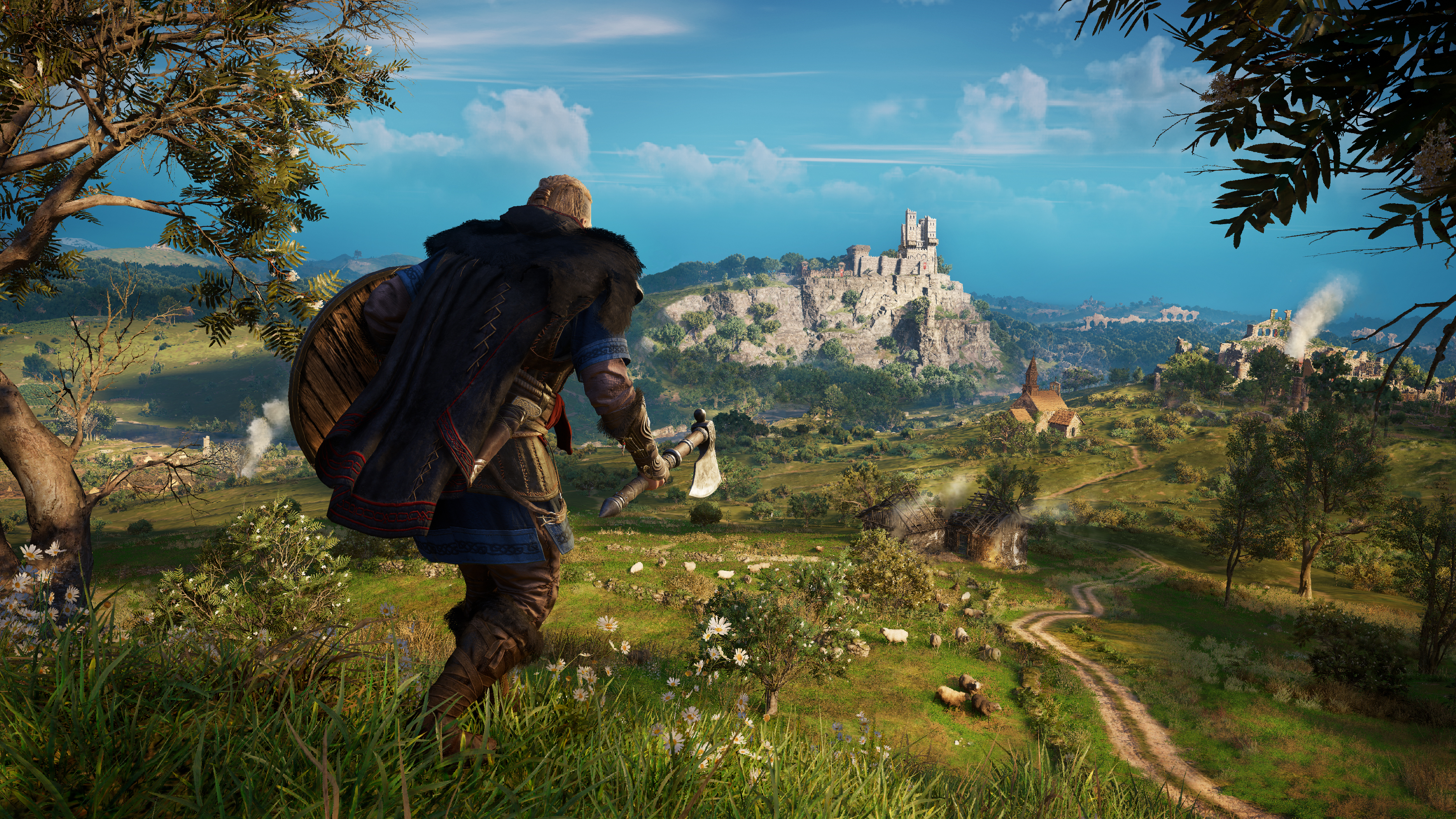Assassin's Creed Valhalla guide: All Oxenefordscire Abilities
